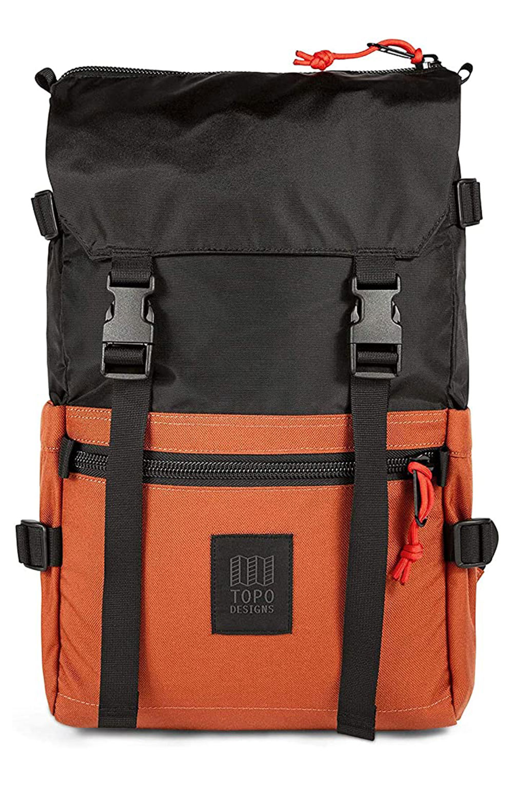 Rover Pack - Black/Clay