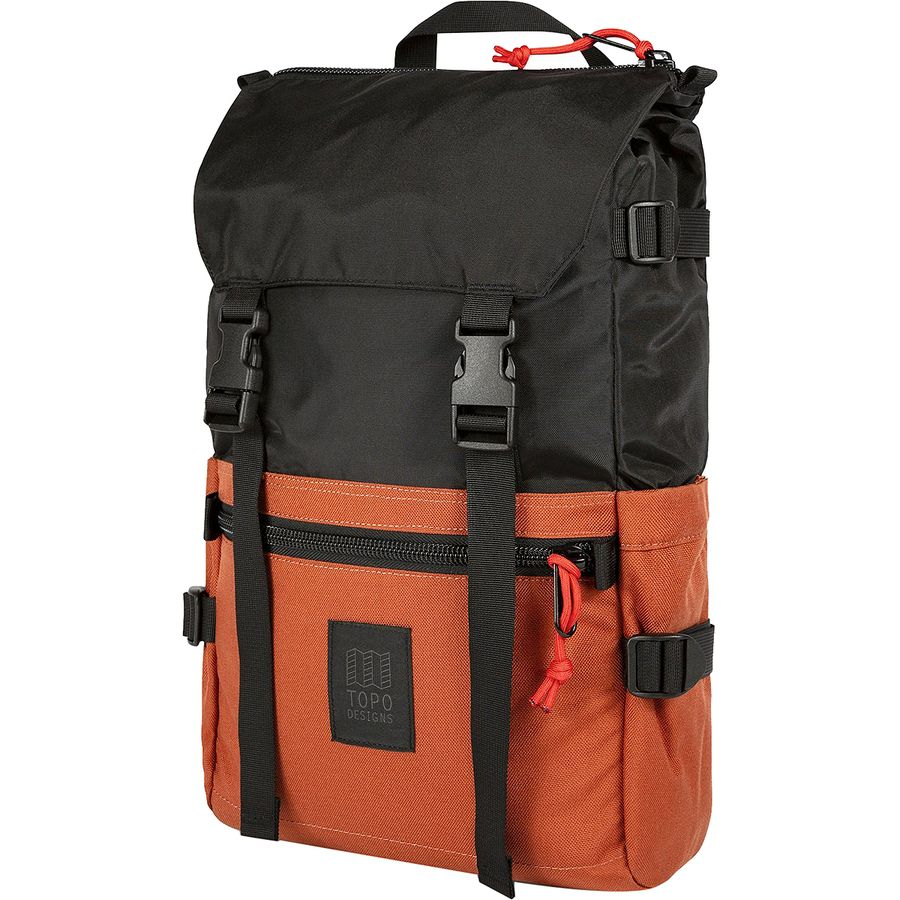 Rover Pack - Black/Clay 2