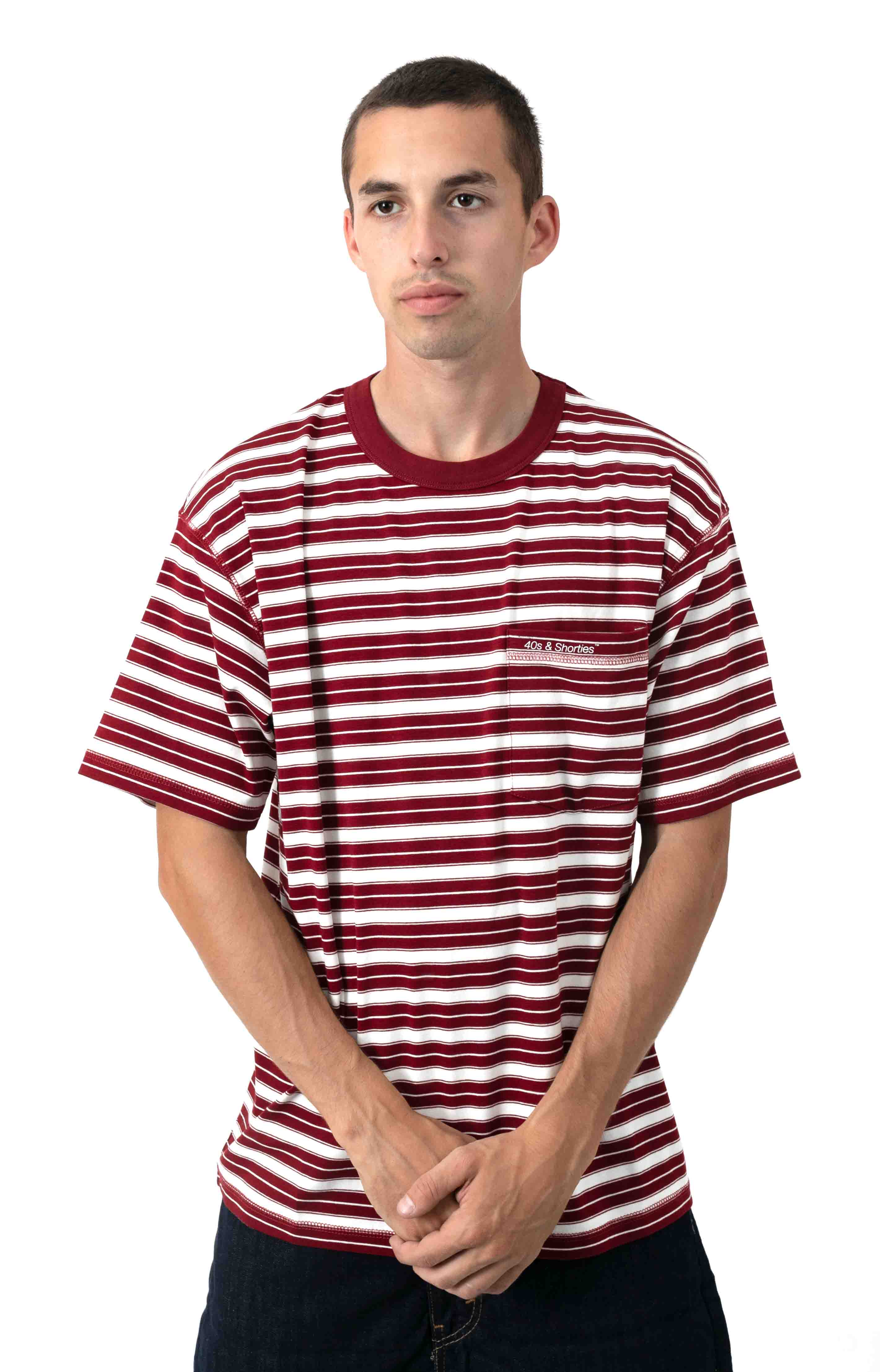 O-Dog T-Shirt - Burgundy