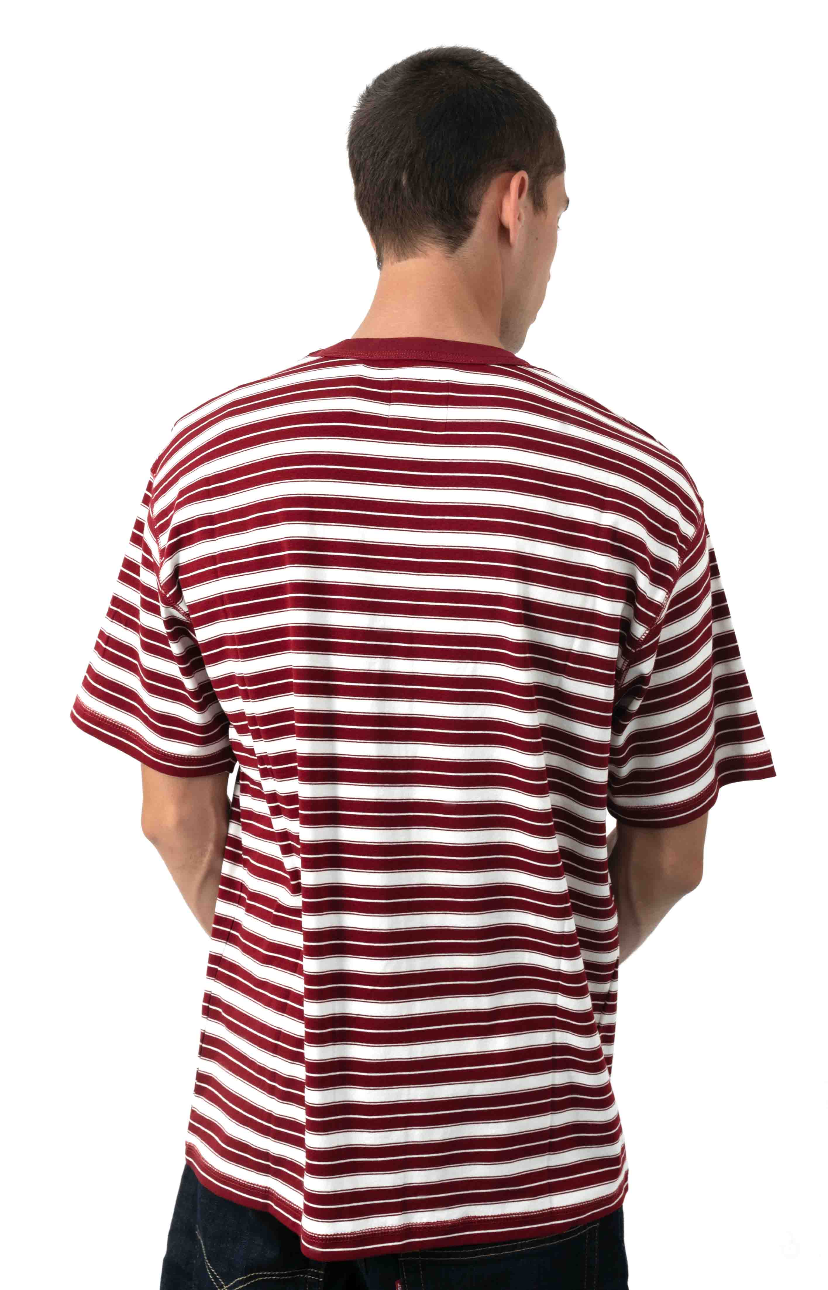 O-Dog T-Shirt - Burgundy 3