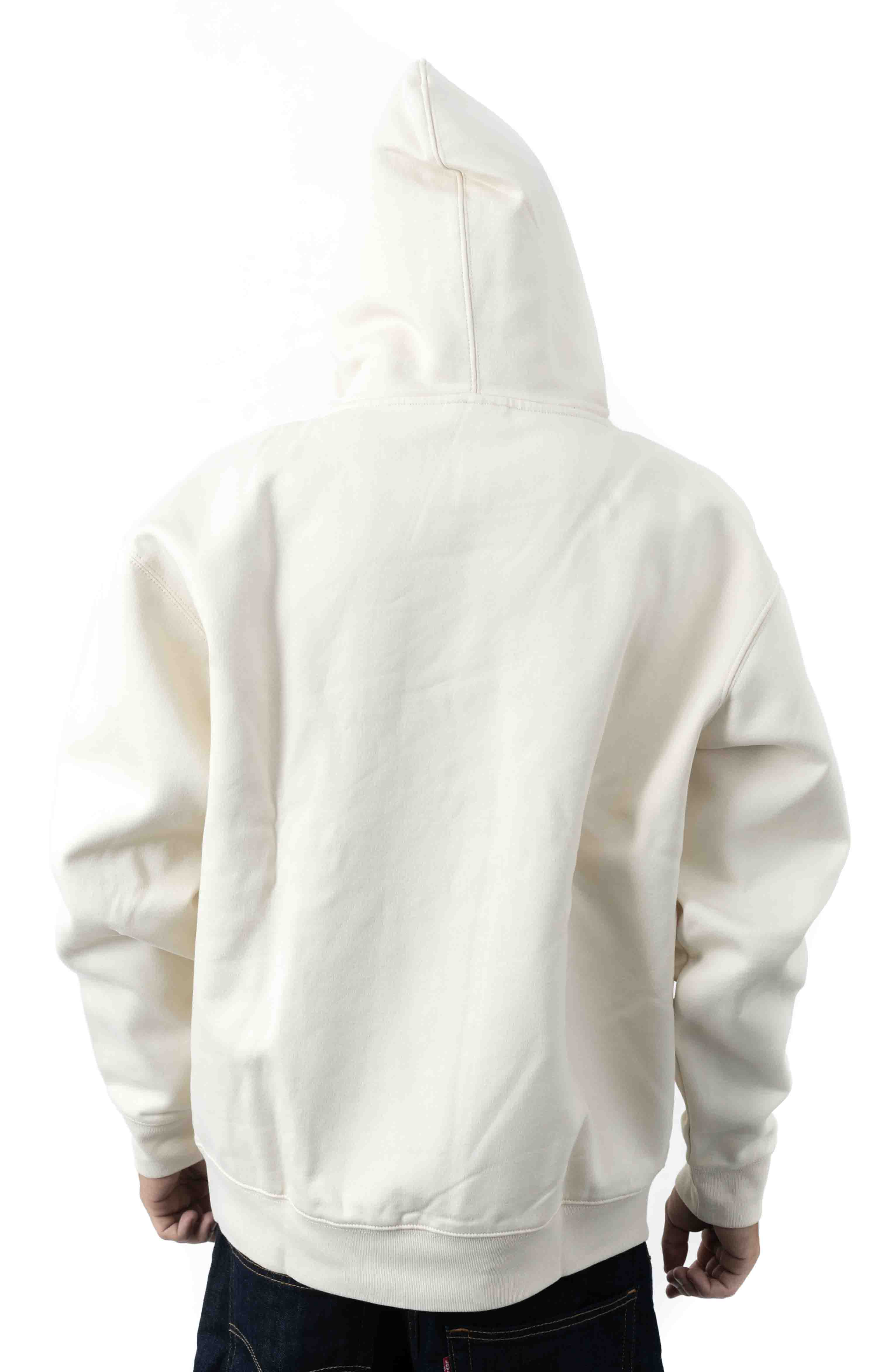Curtis Pullover Hoodie - Natural 3