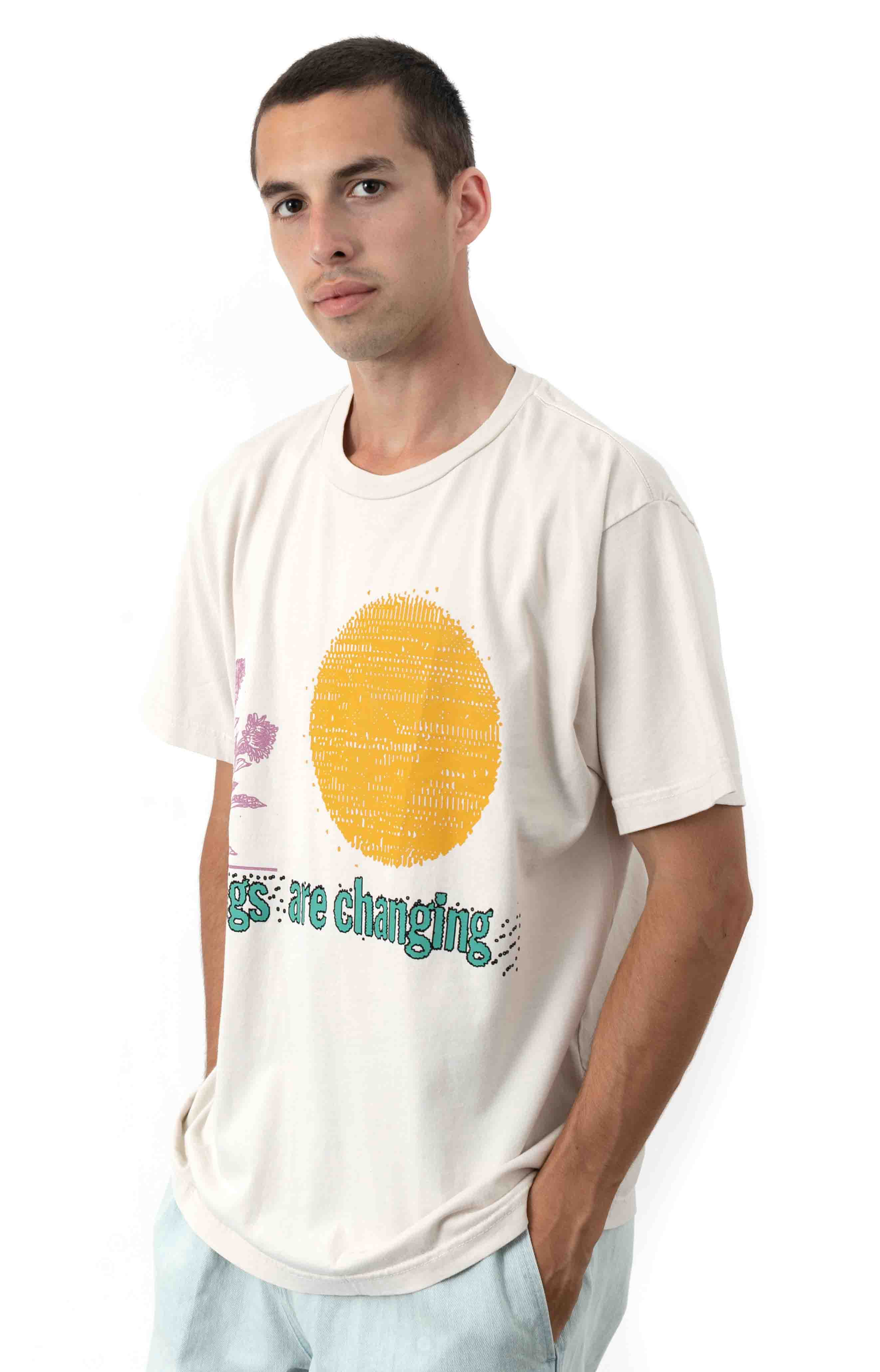 Things Are Changing T-Shirt  2