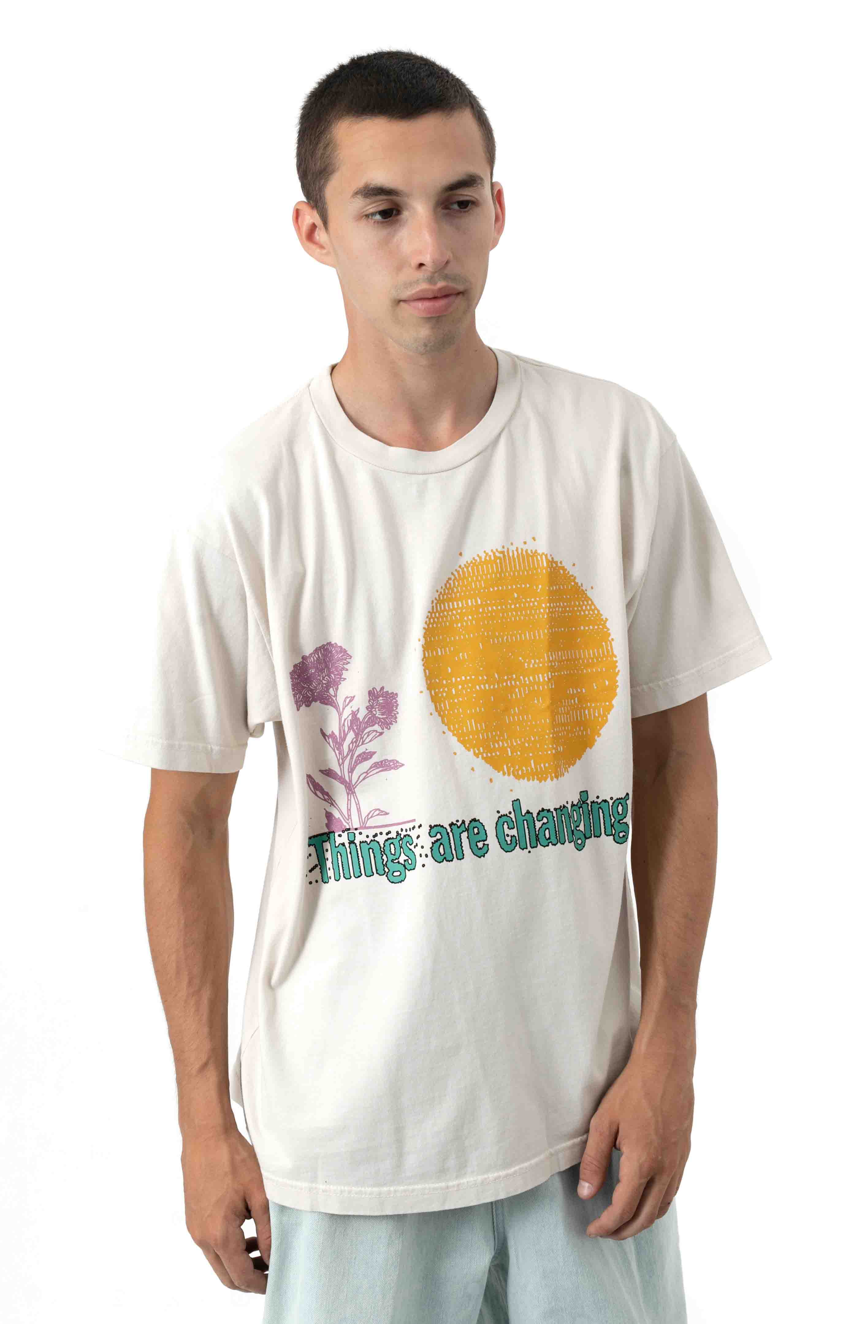 Things Are Changing T-Shirt  4