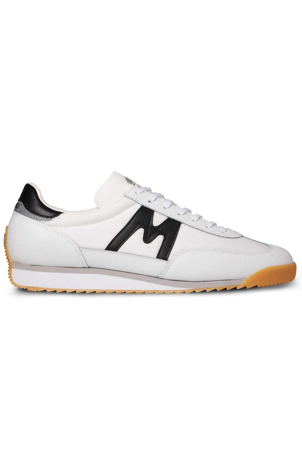 (F805015) Mestari Shoes - White/Black