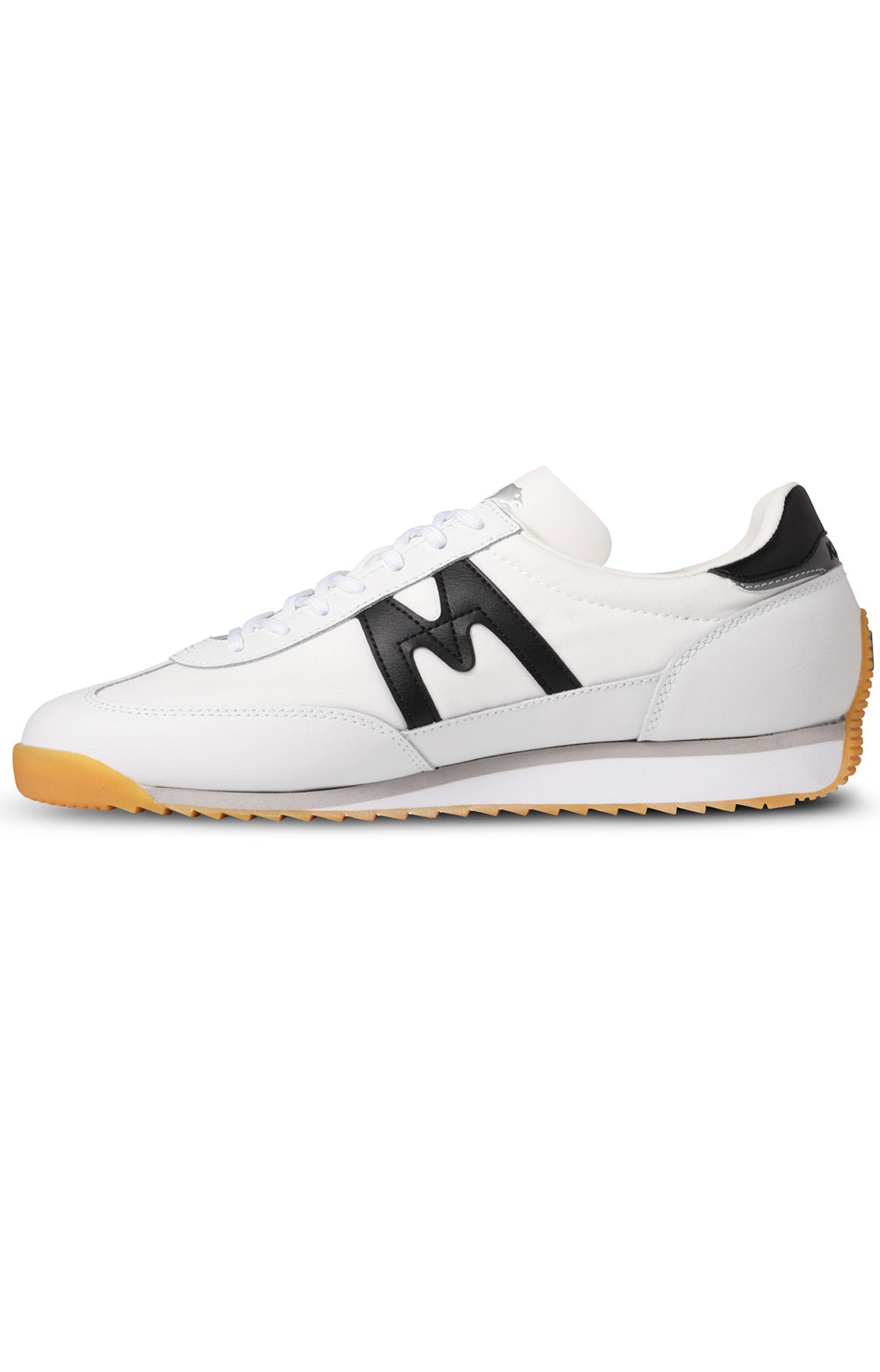 (F805015) Mestari Shoes - White/Black  4