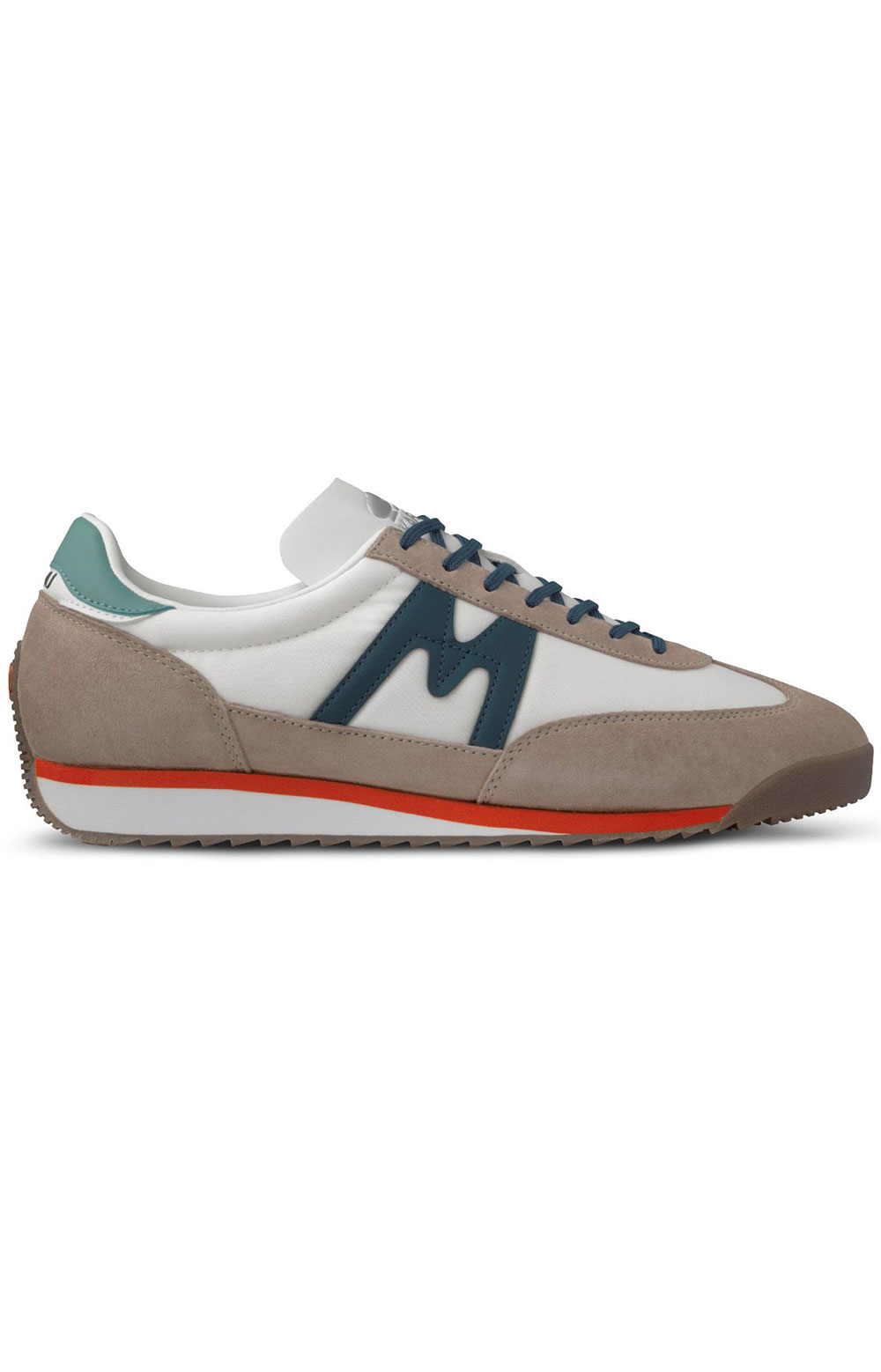(F805032) Mestari Shoes - Peyote/Atlantic Deep