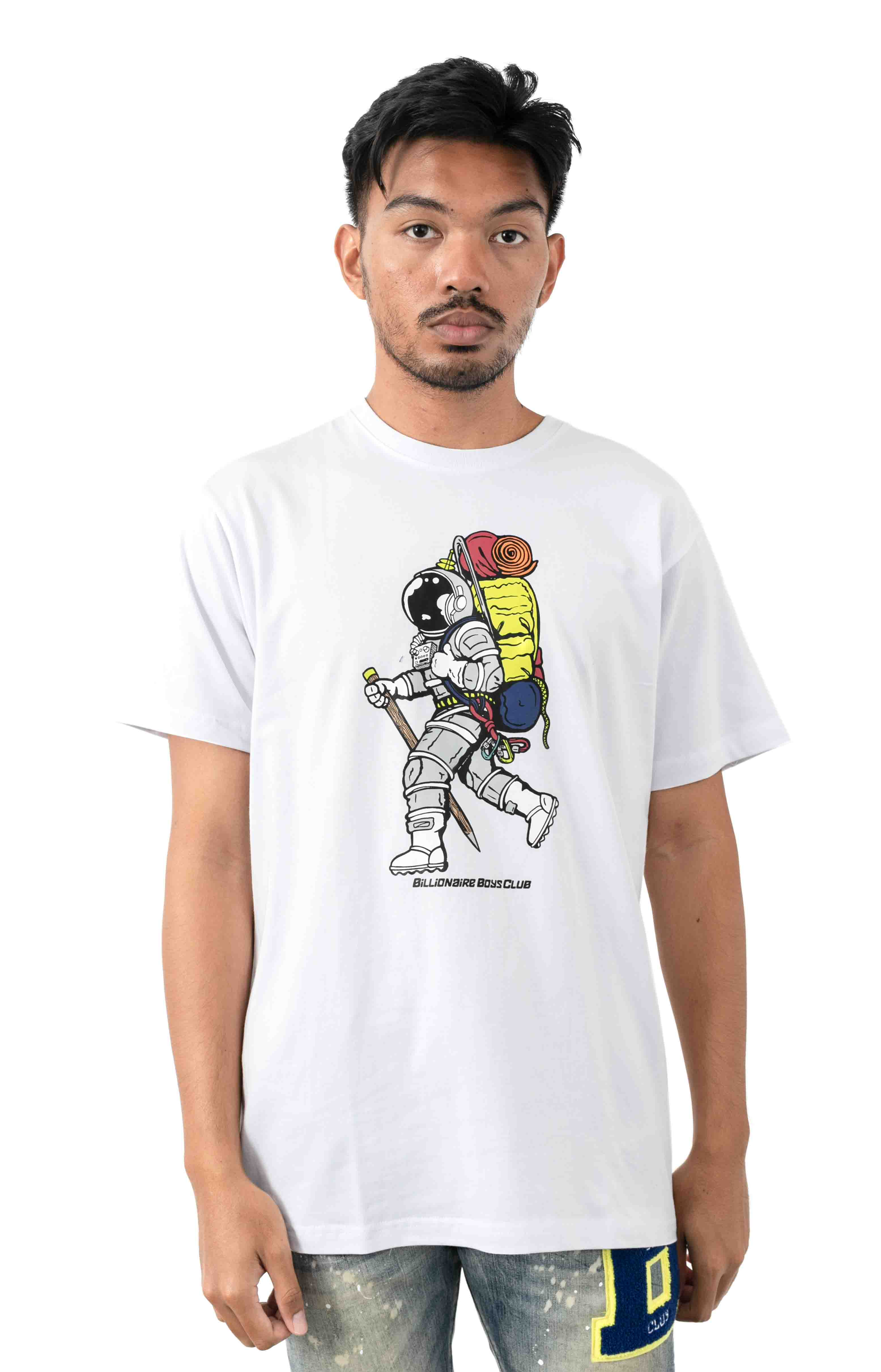BB Walker T-Shirt - White