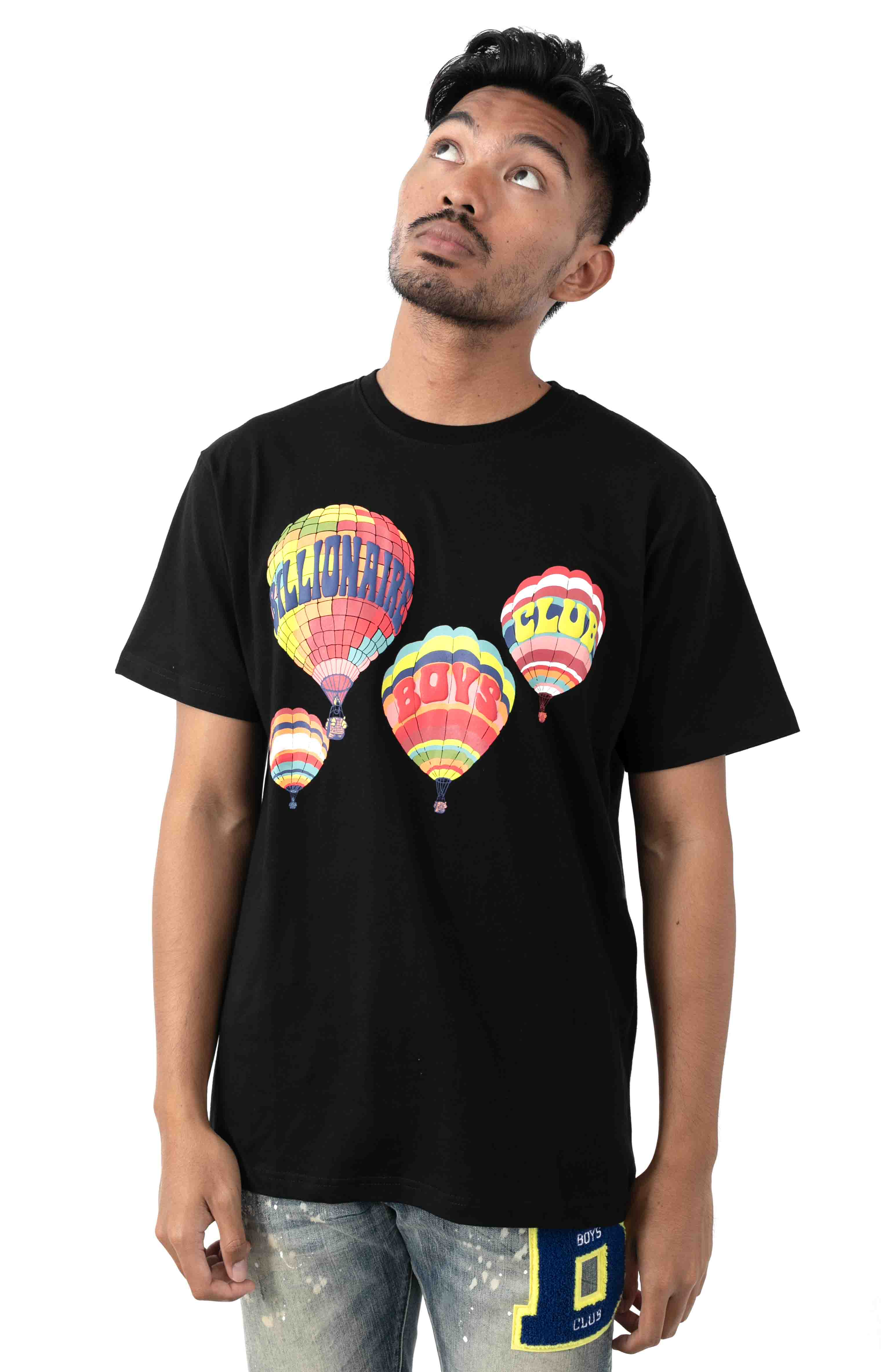 BB Hot Air T-Shirt - Black