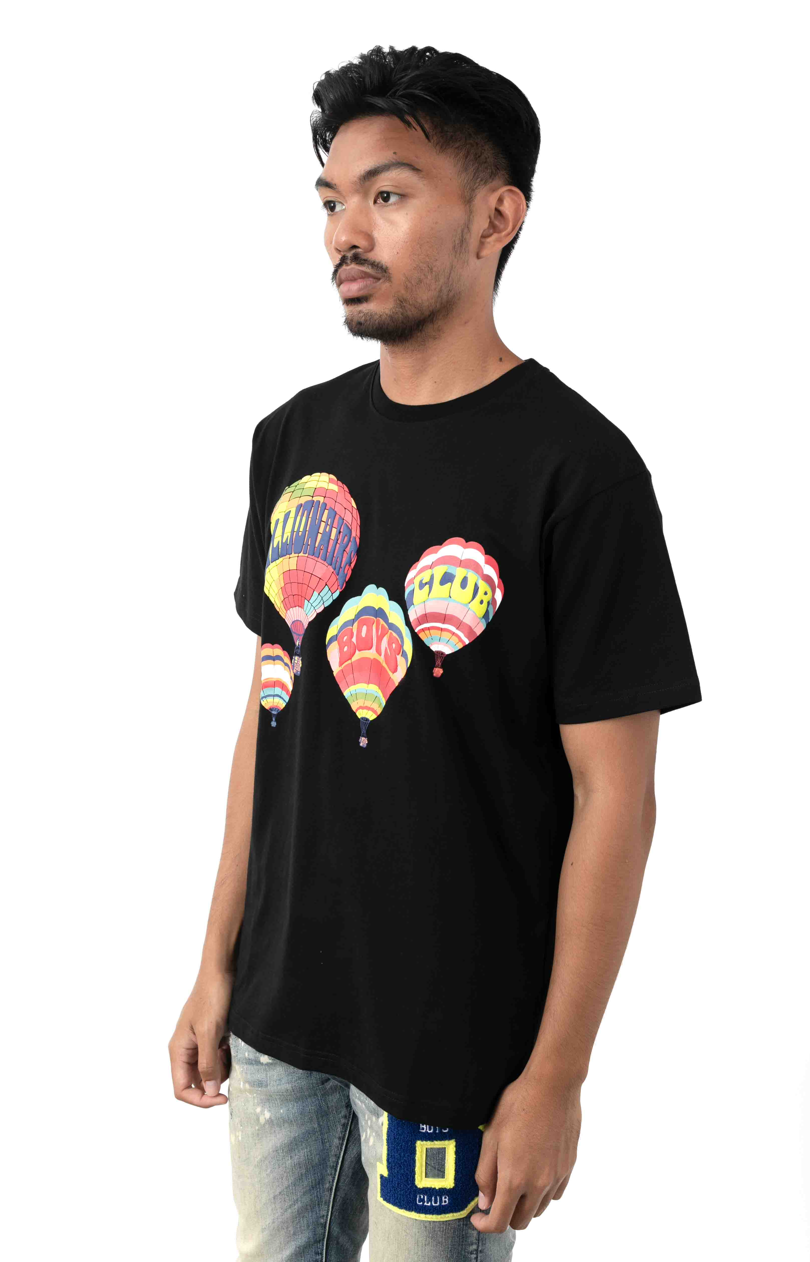 BB Hot Air T-Shirt - Black 2