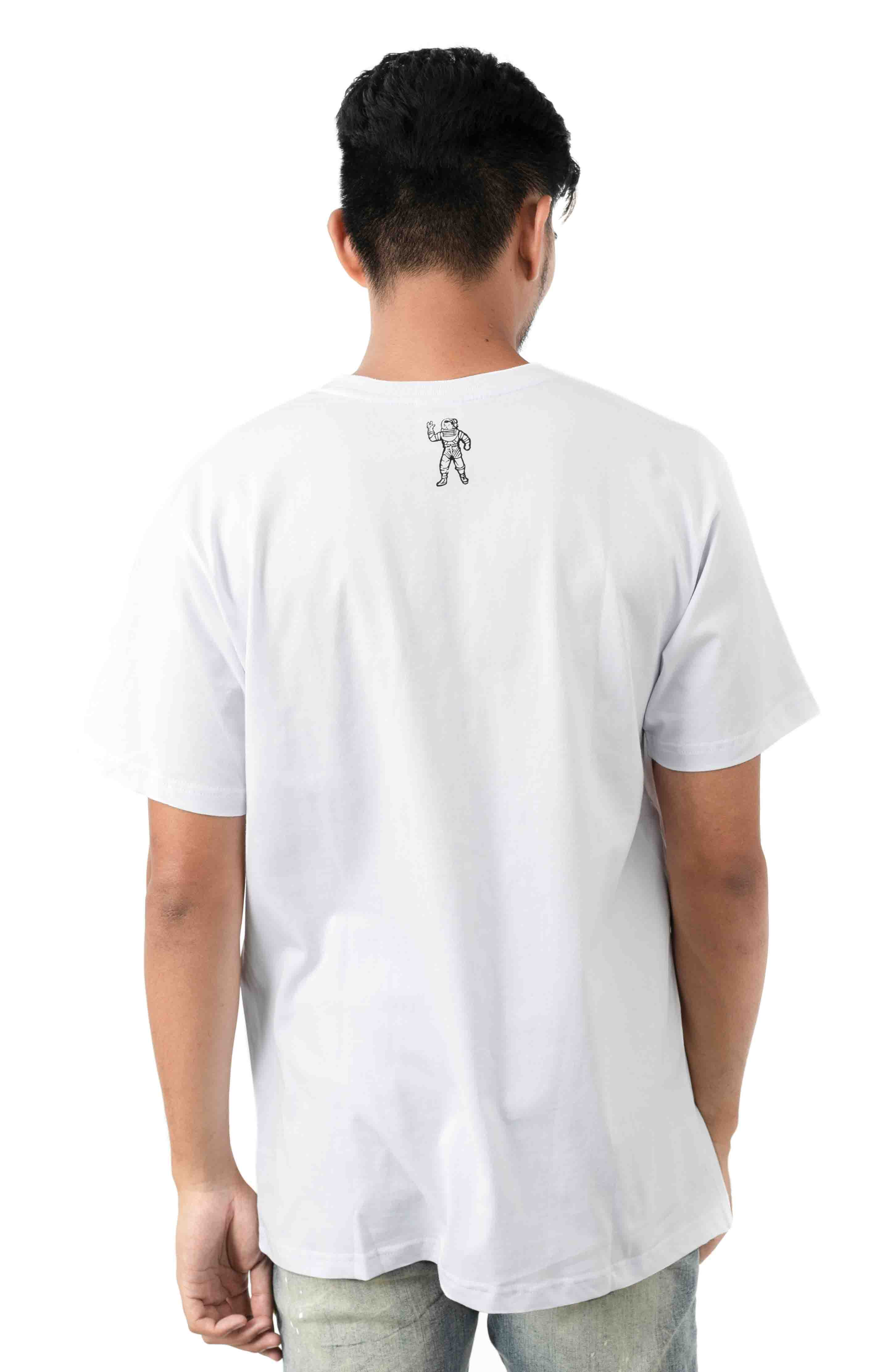 BB Off Registration T-Shirt - White  3