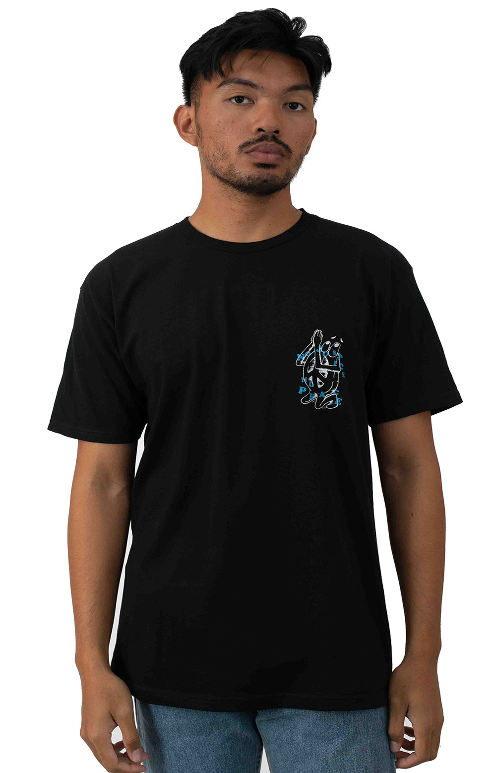 No Justice No Peace T-Shirt - Black 2