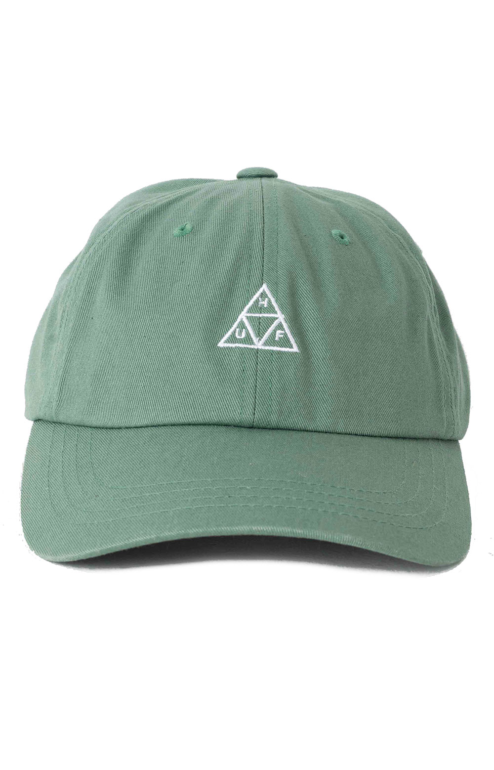 Essentials TT CV 6 Panel Hat - Beryl Green  2
