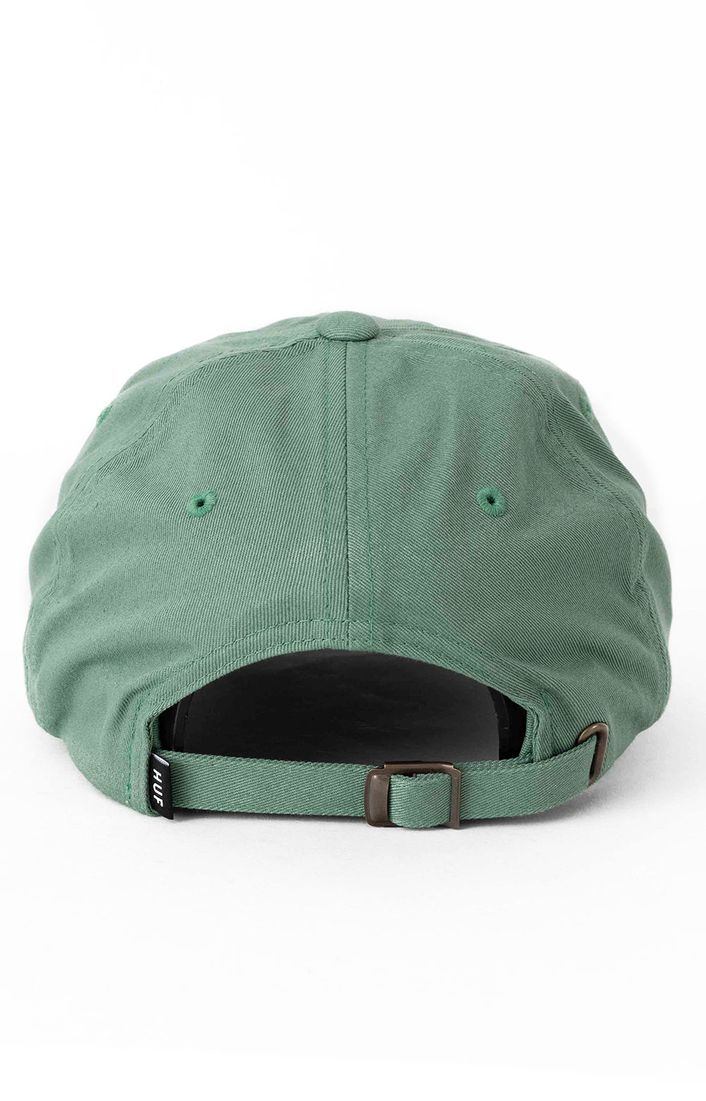 Essentials TT CV 6 Panel Hat - Beryl Green  3