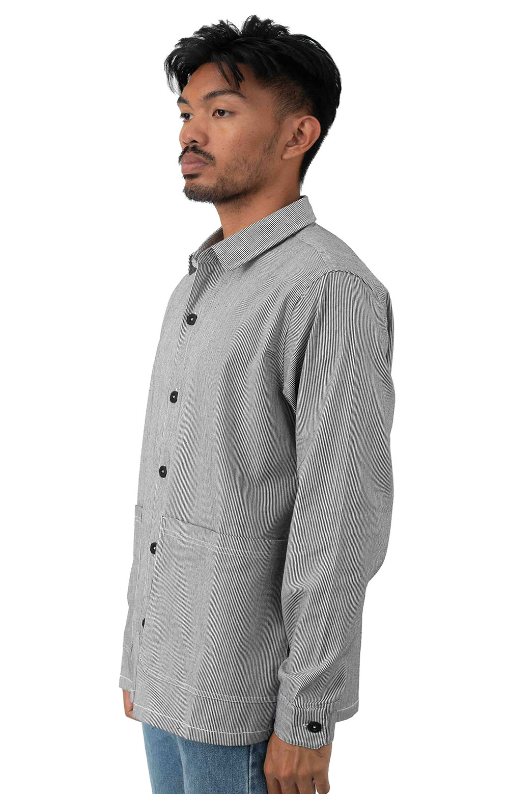 Formation L/S Button-Up Shirt  2