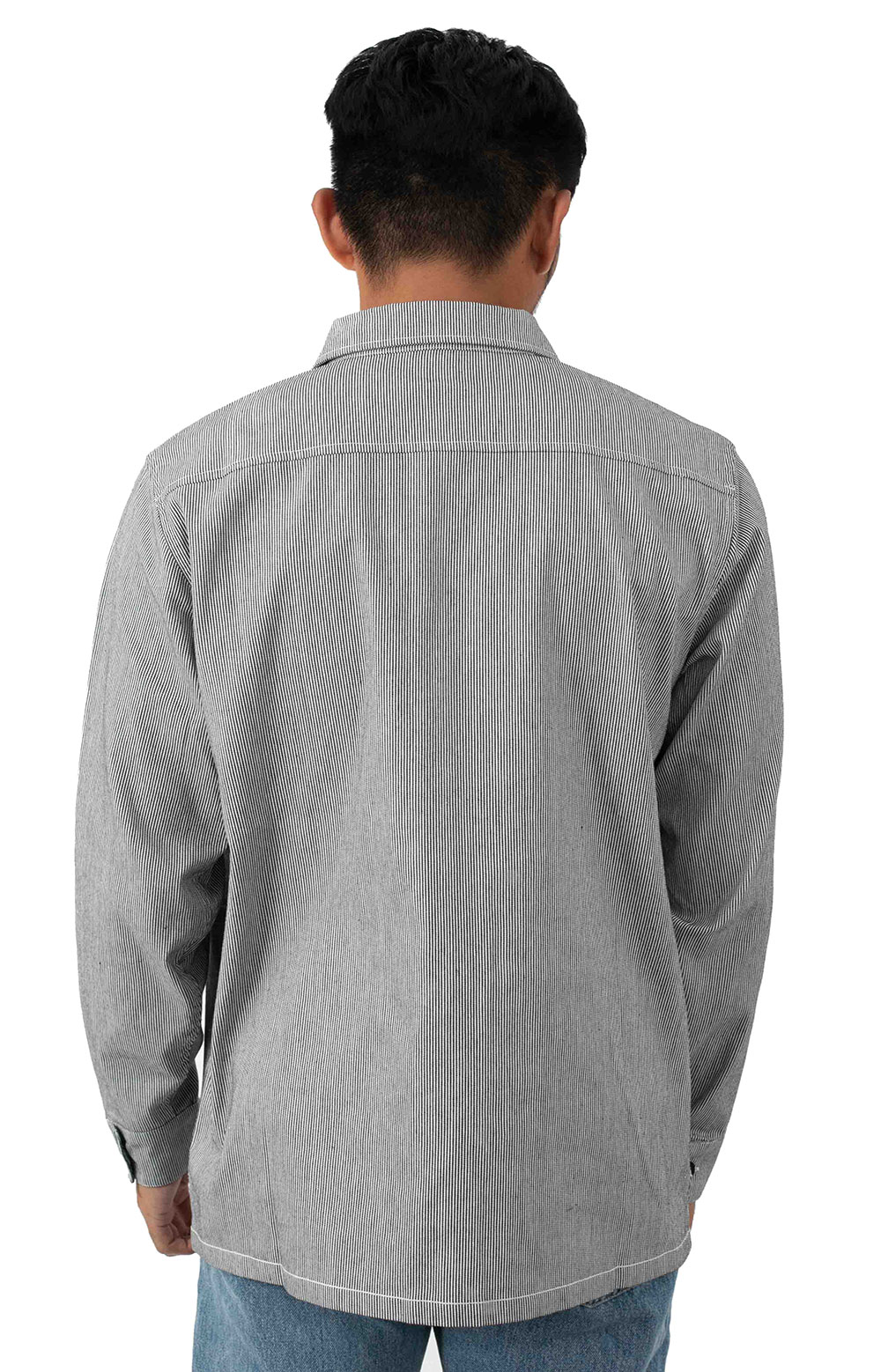 Formation L/S Button-Up Shirt  3