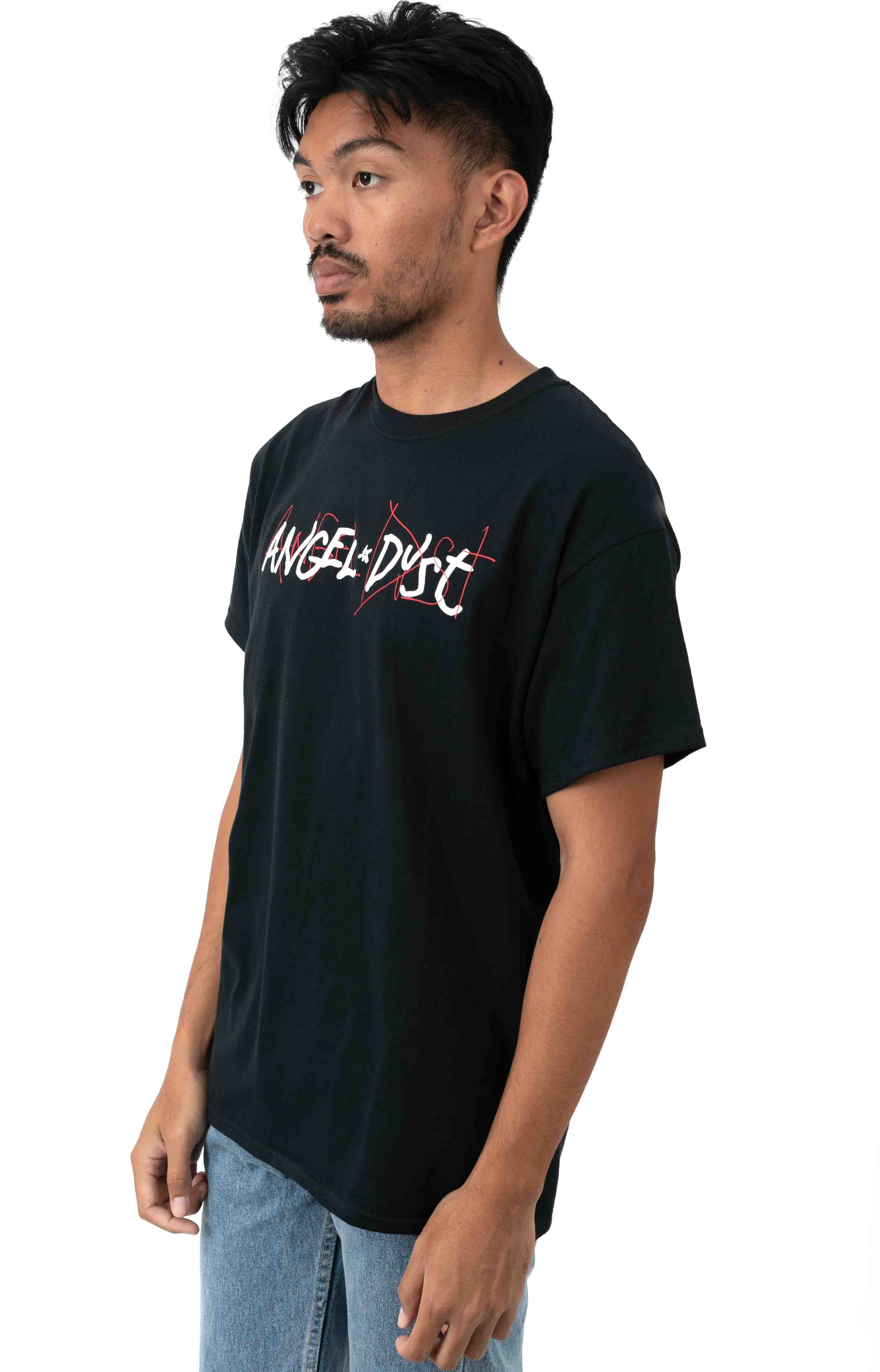 Angel Dust T-Shirt - Black 2