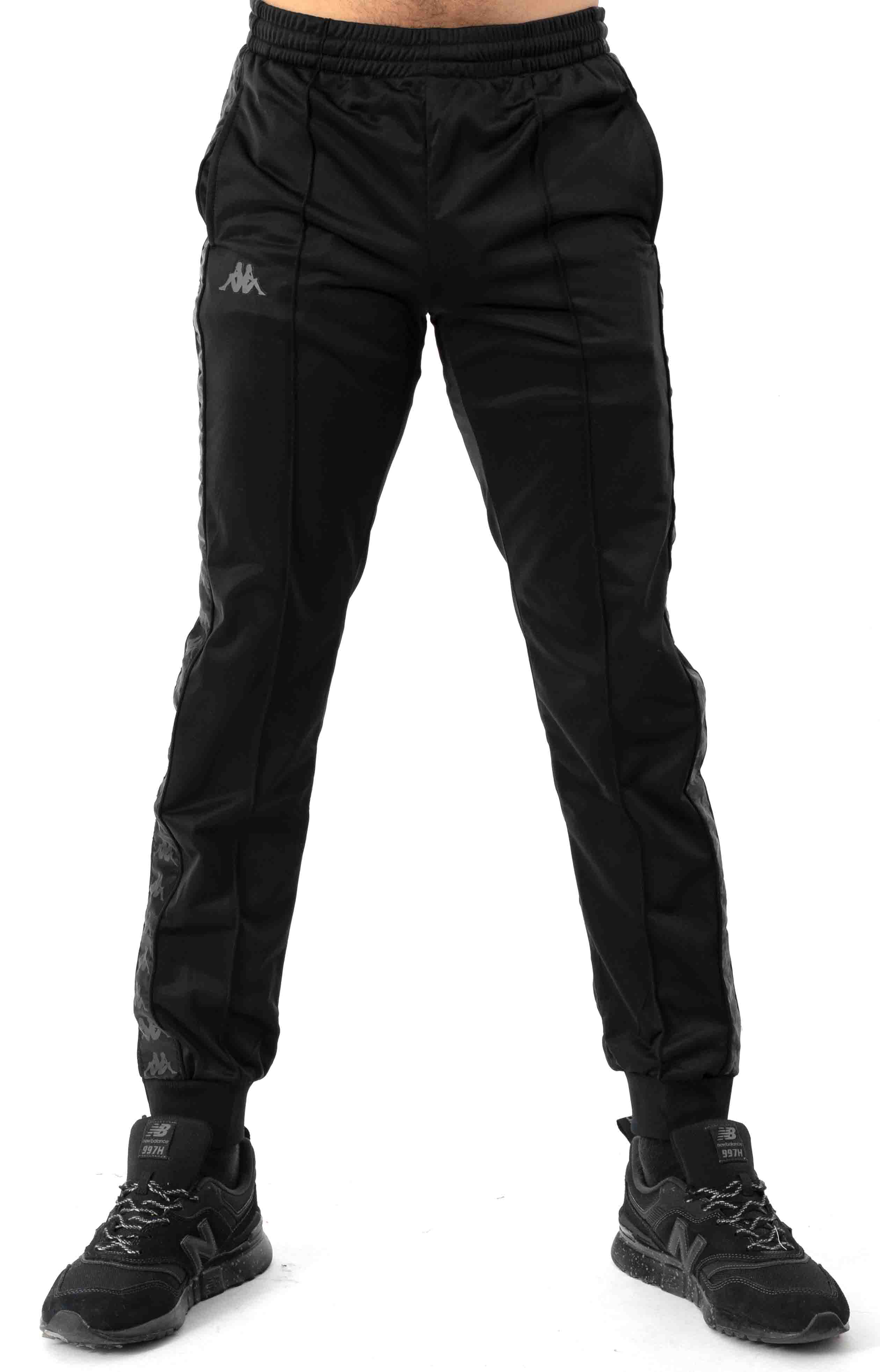 222 Banda Rastoriazz Trackpant - Black/Grey 2