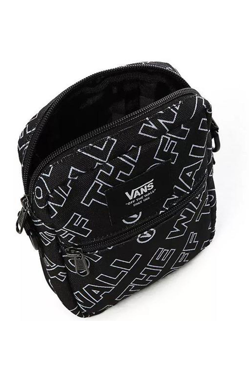 Bail Shoulder Bag - Black Dimension  2