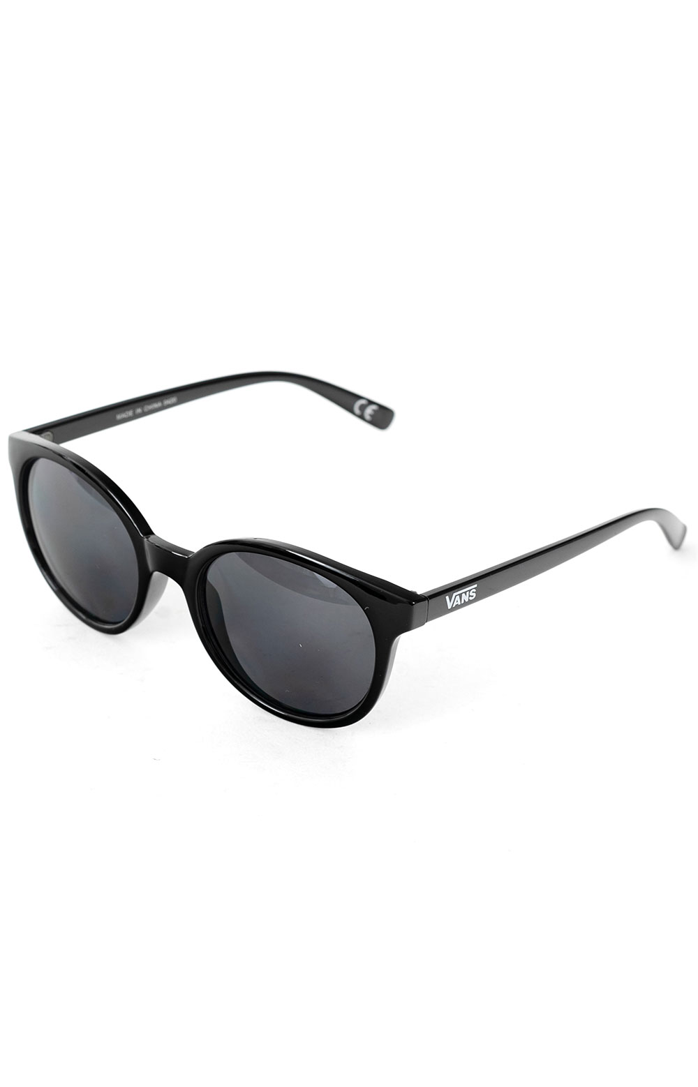 Rise And Shine Sunglasses - Black/Smoke
