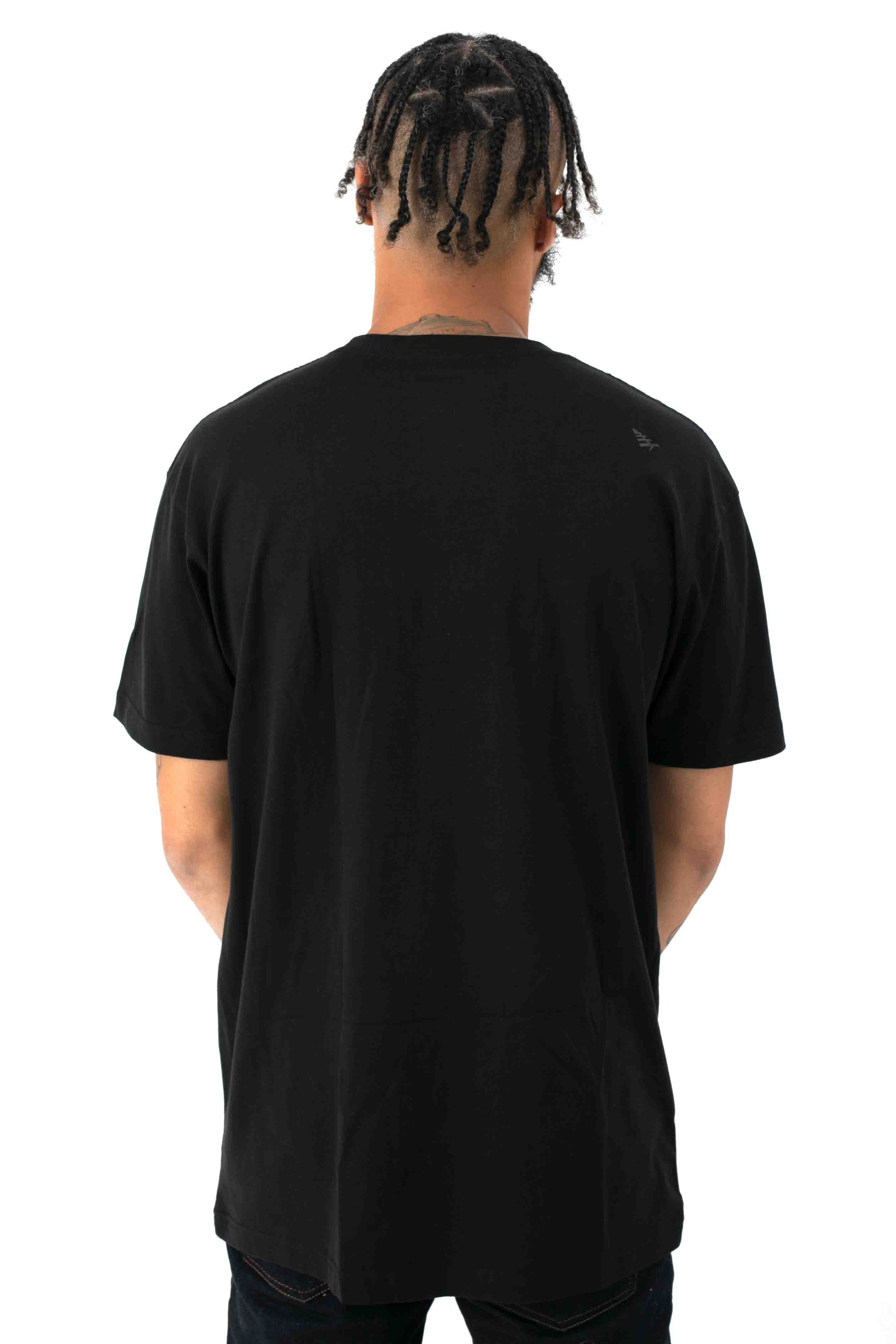 Missed Story T-Shirt - Black 3