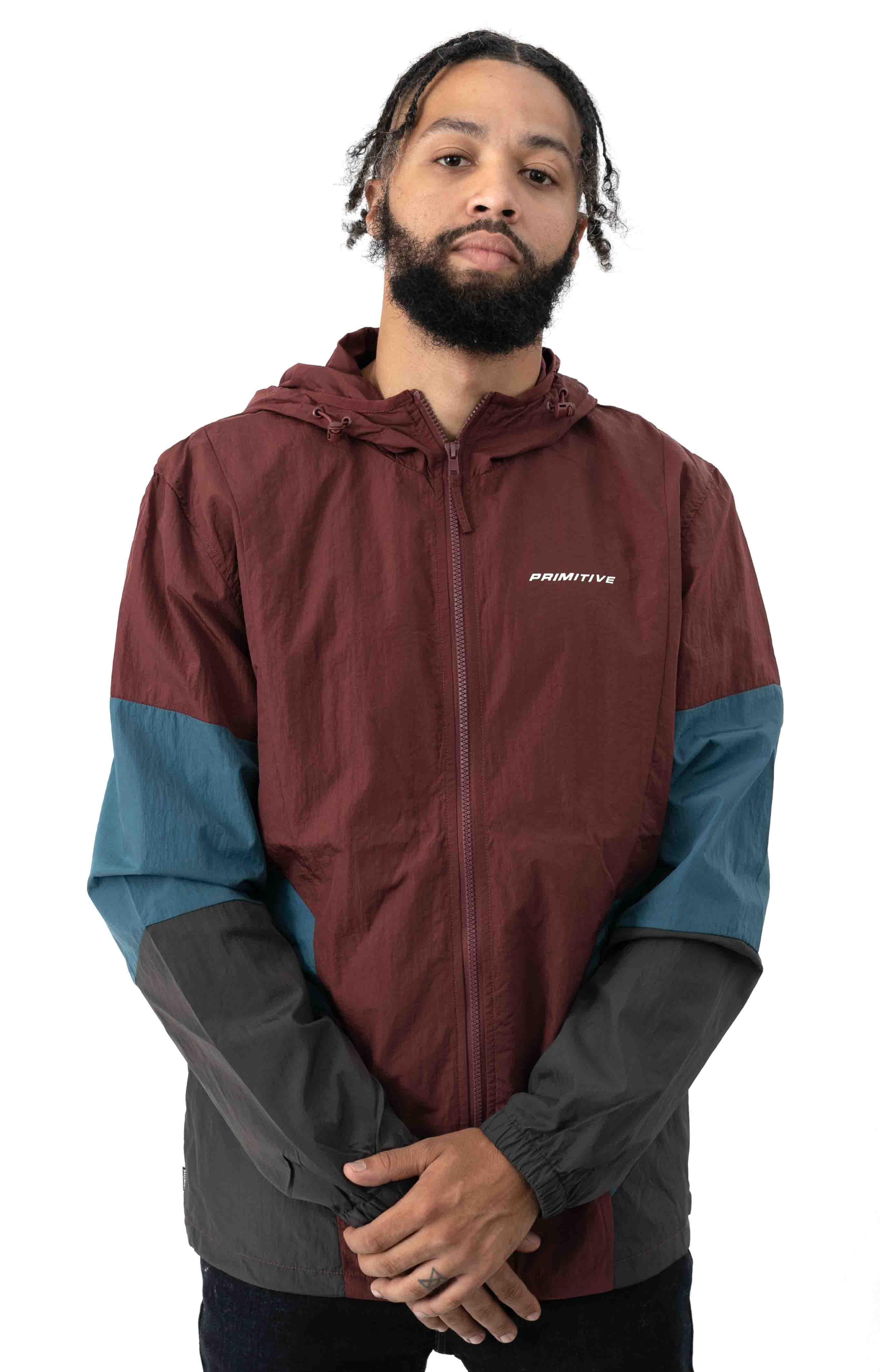 Dash Jacket - Burgundy
