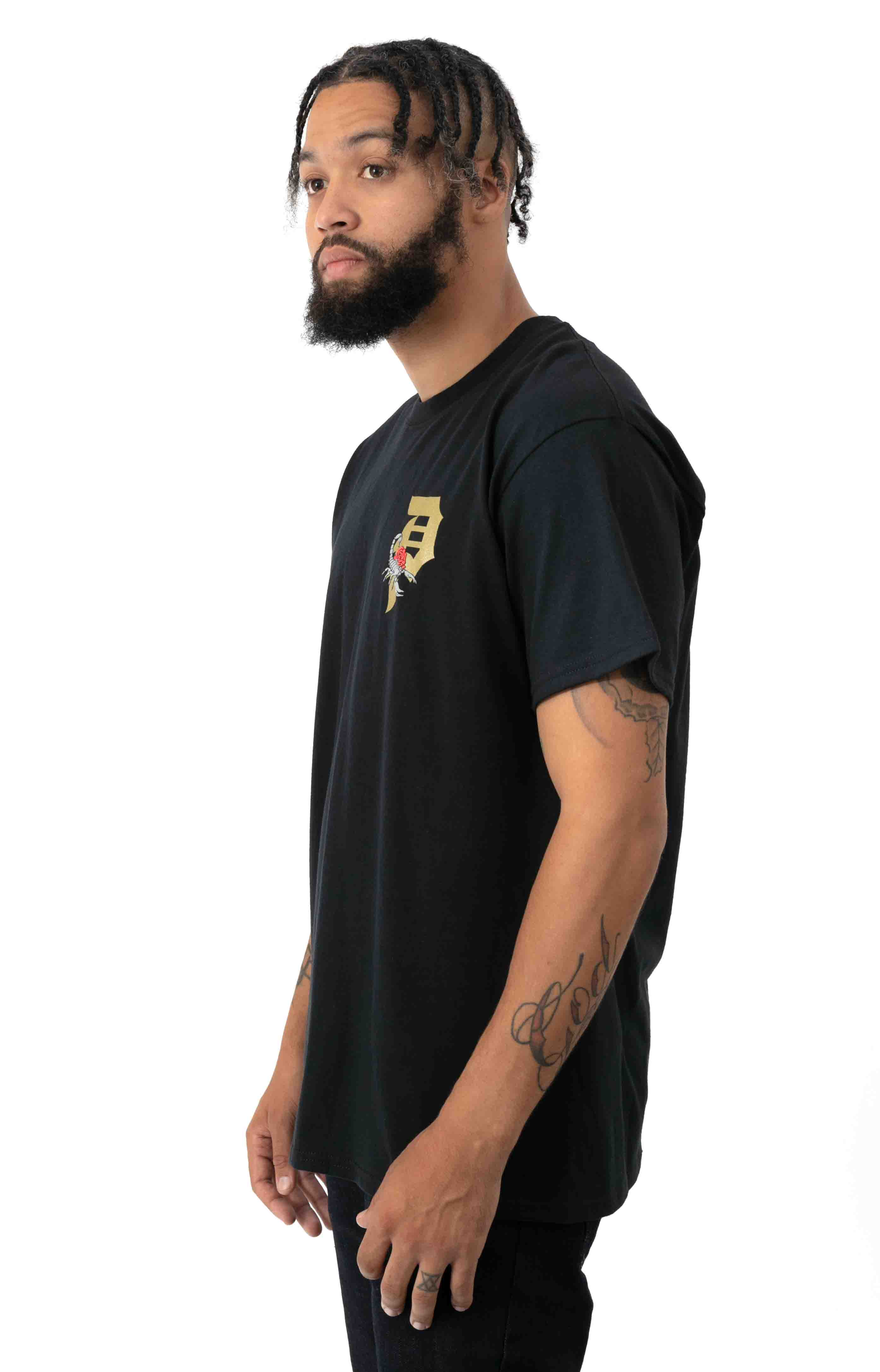 Dirty P Scorpion T-Shirt - Black 3