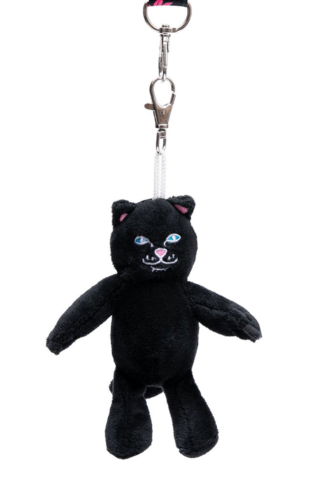 Lord Jermal Plush Keychain 1