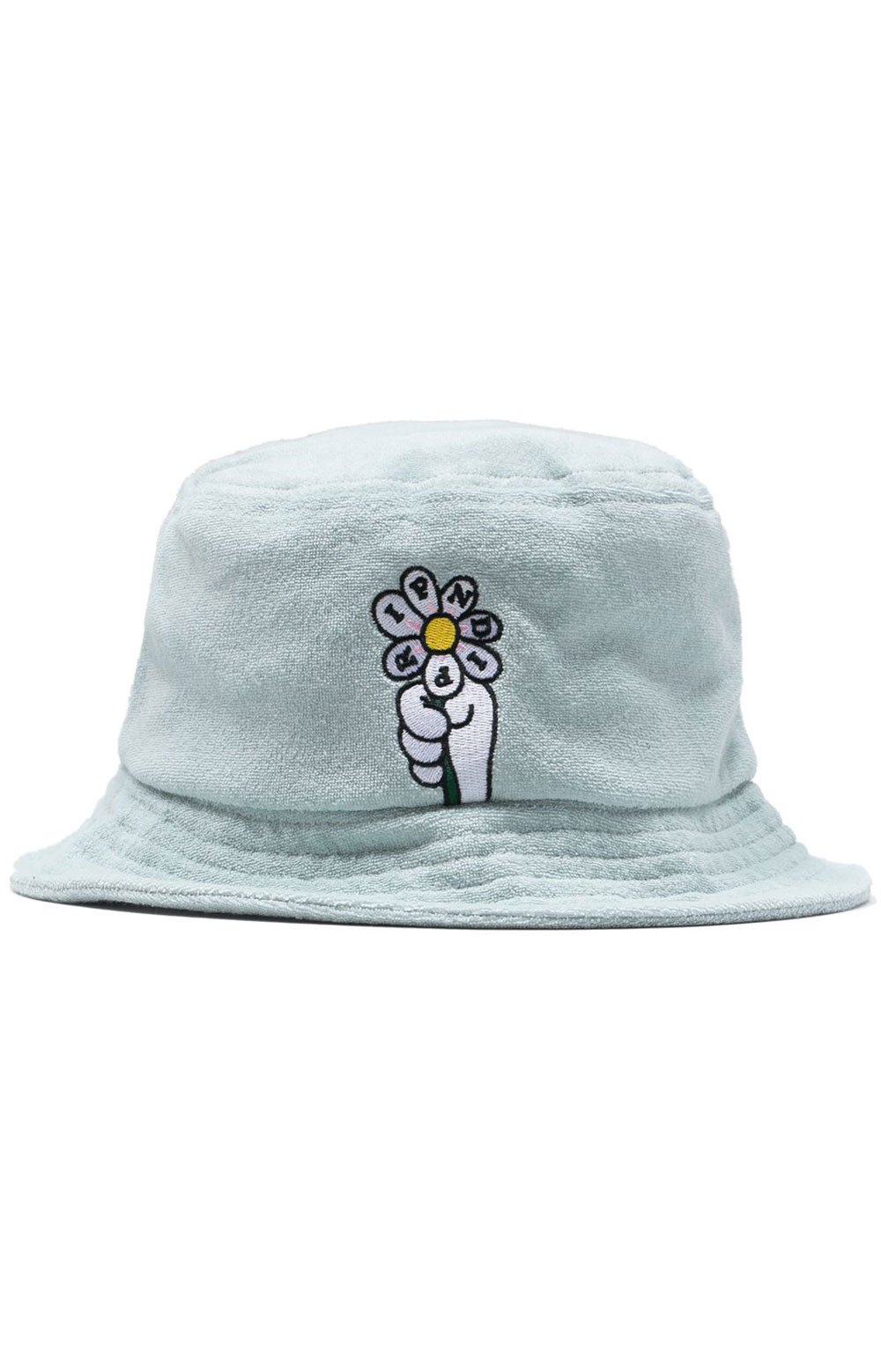 She Loves Me No Sherpa Bucket Hat