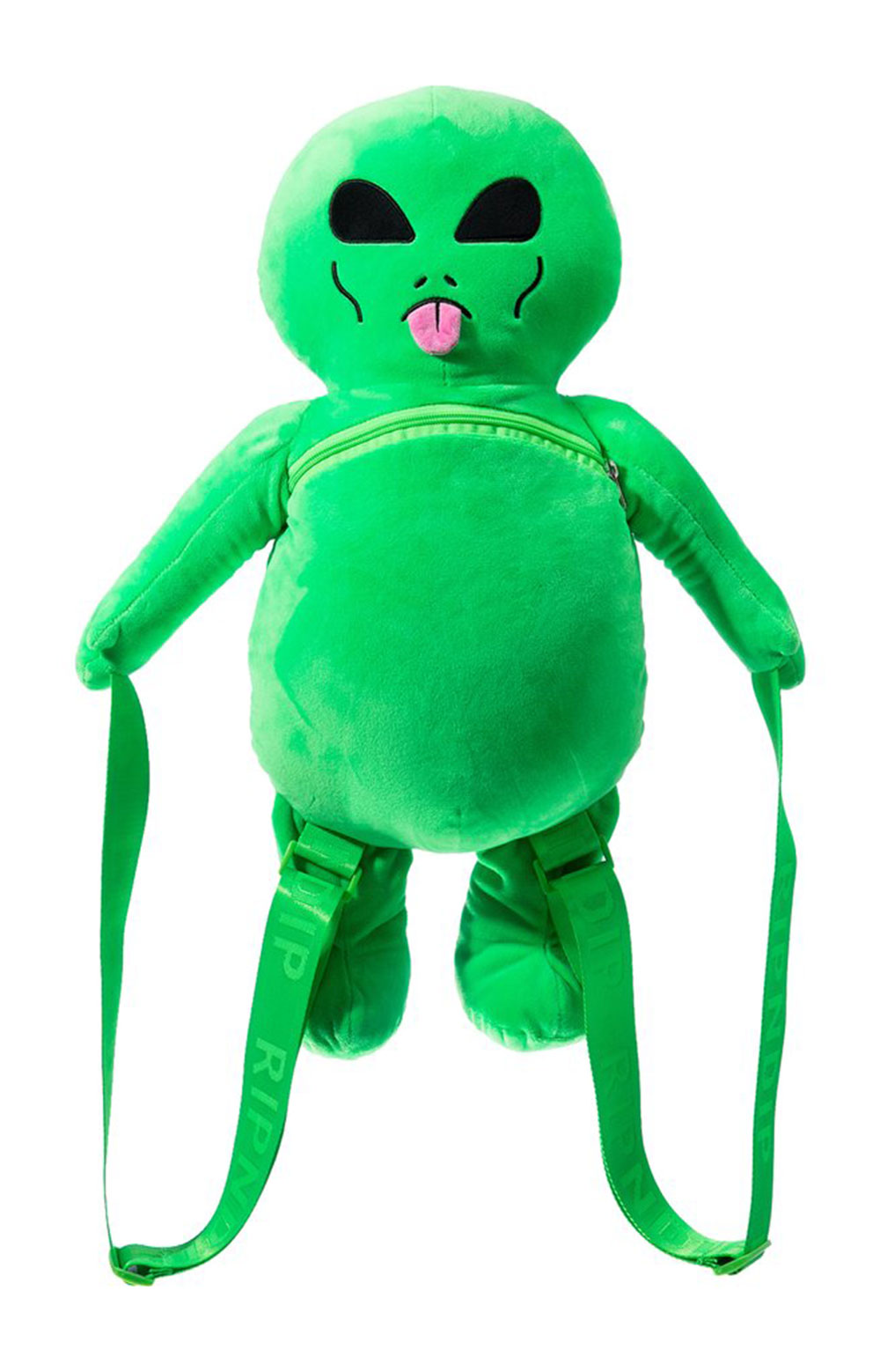Lord Alien Plush Backpack - Green