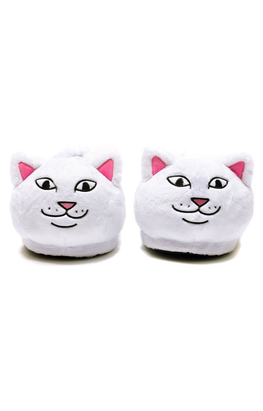 Lord Nermal Slippers - White  2