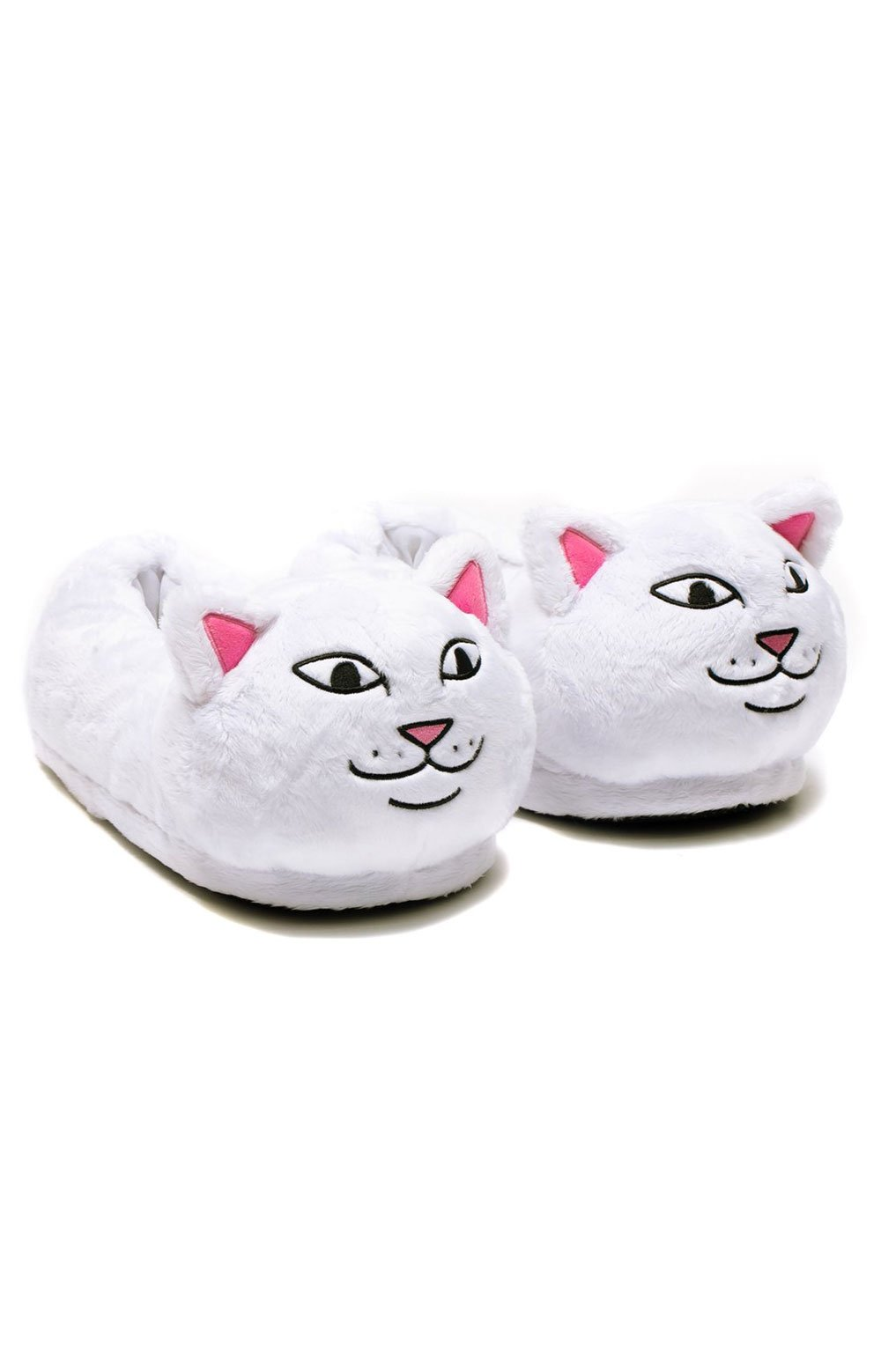 Lord Nermal Slippers - White