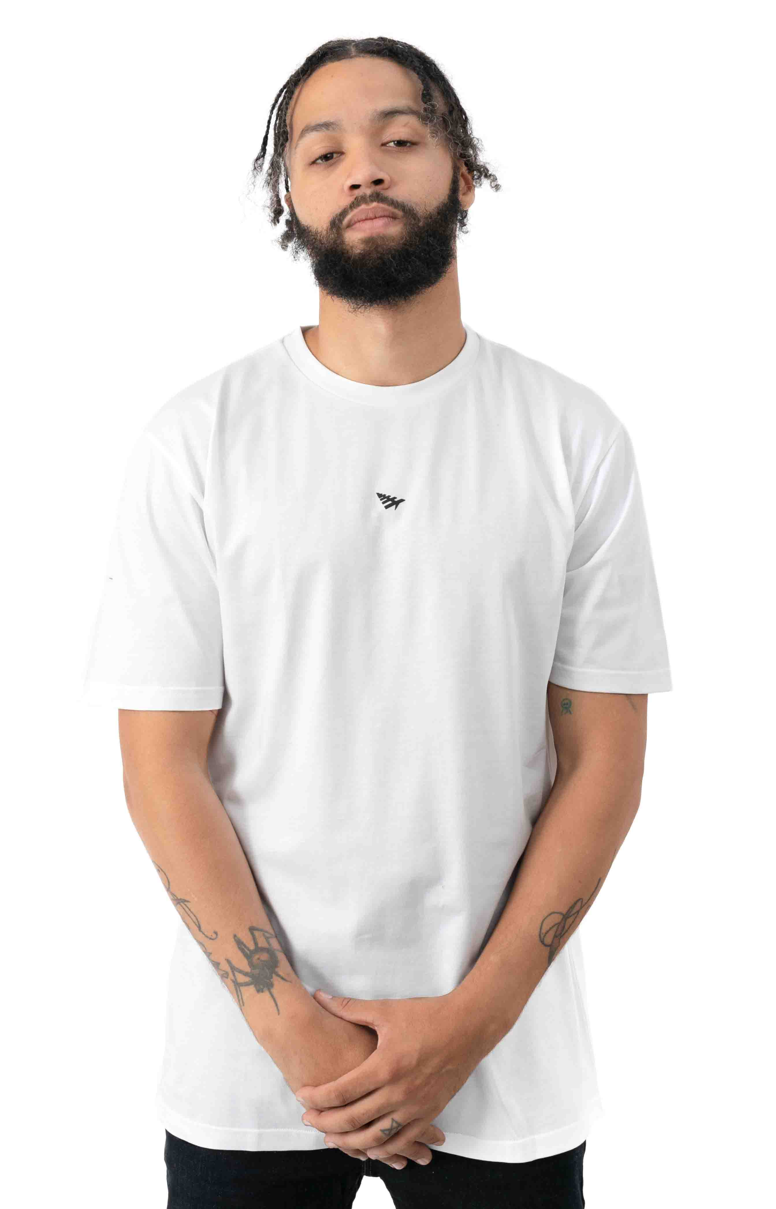 Headspin T-Shirt - White