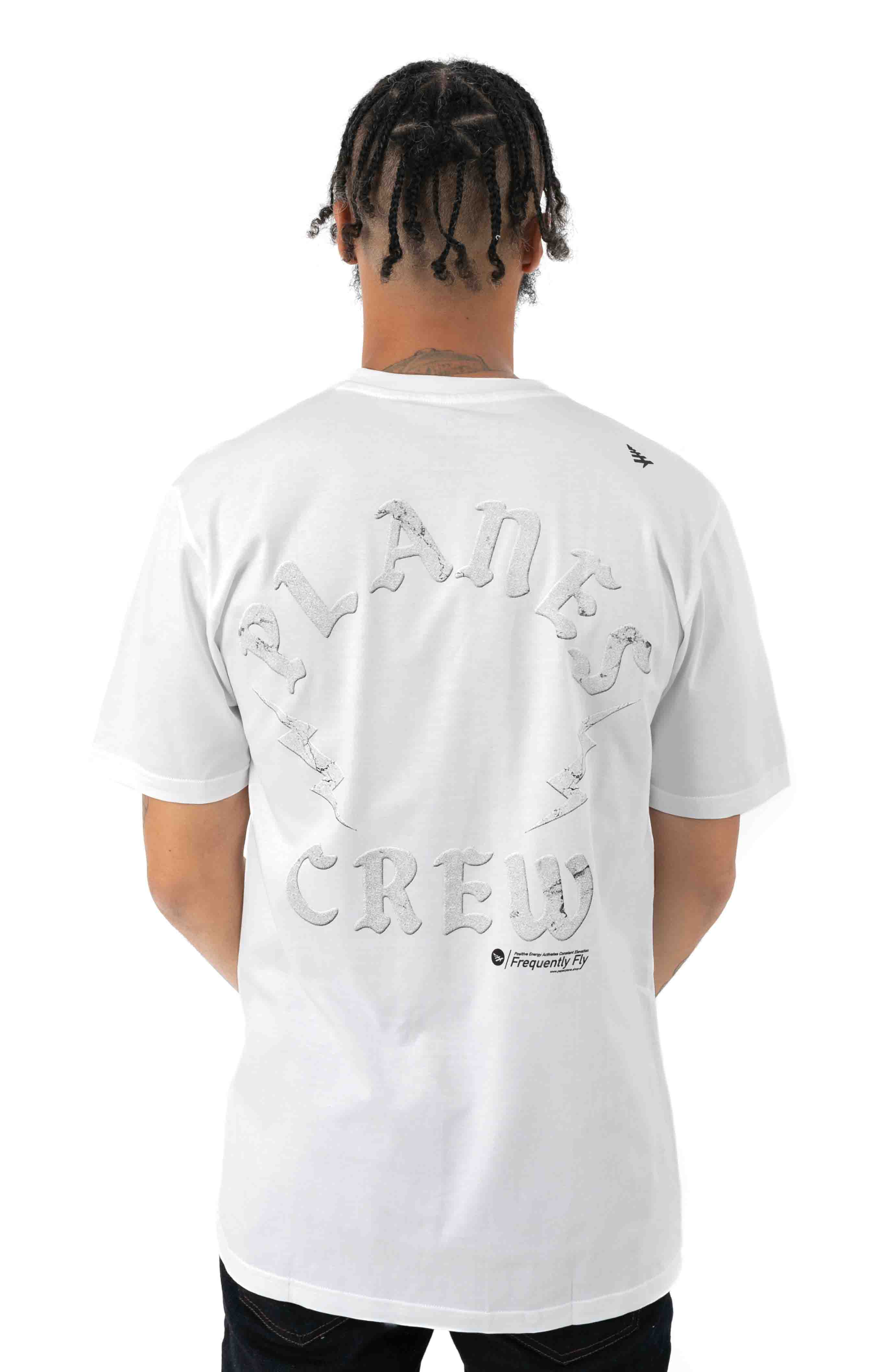 Headspin T-Shirt - White  3