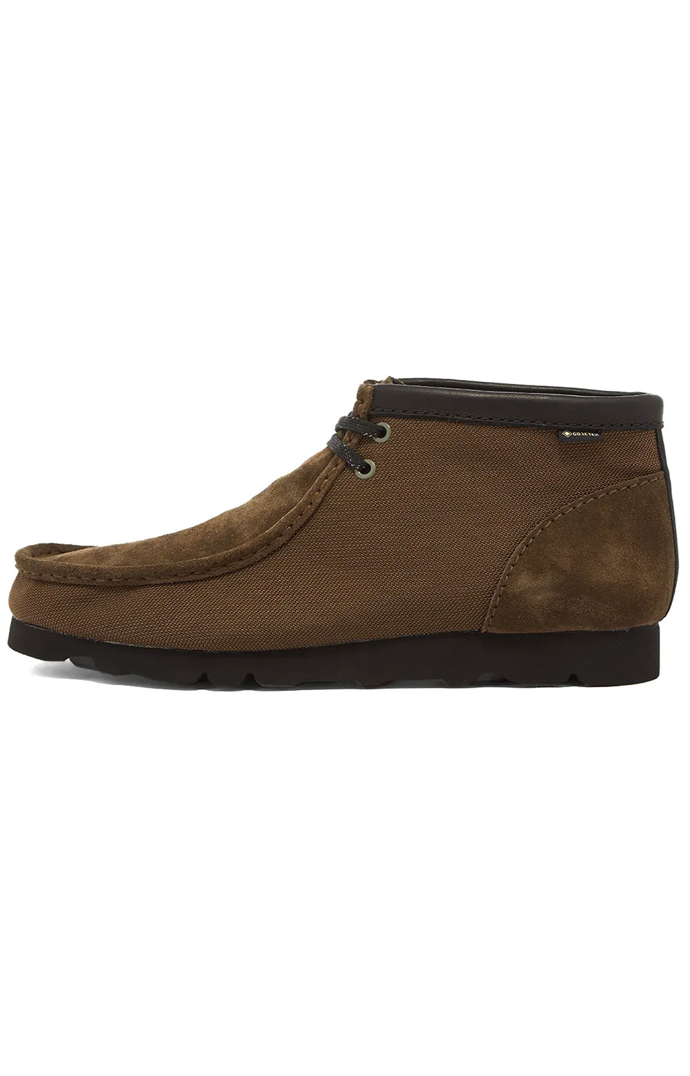 (26154788) Wallabee GTX Boots - Olive Textile 2