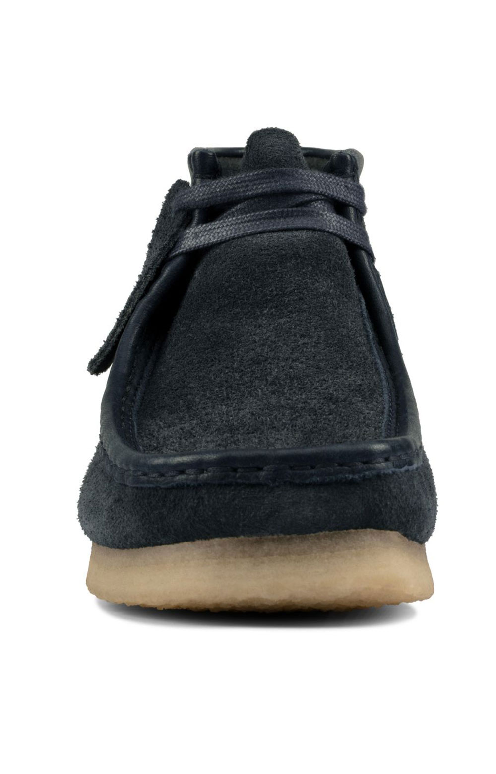 (26155048) Wallabee Boots - Navy Hairy Suede  3