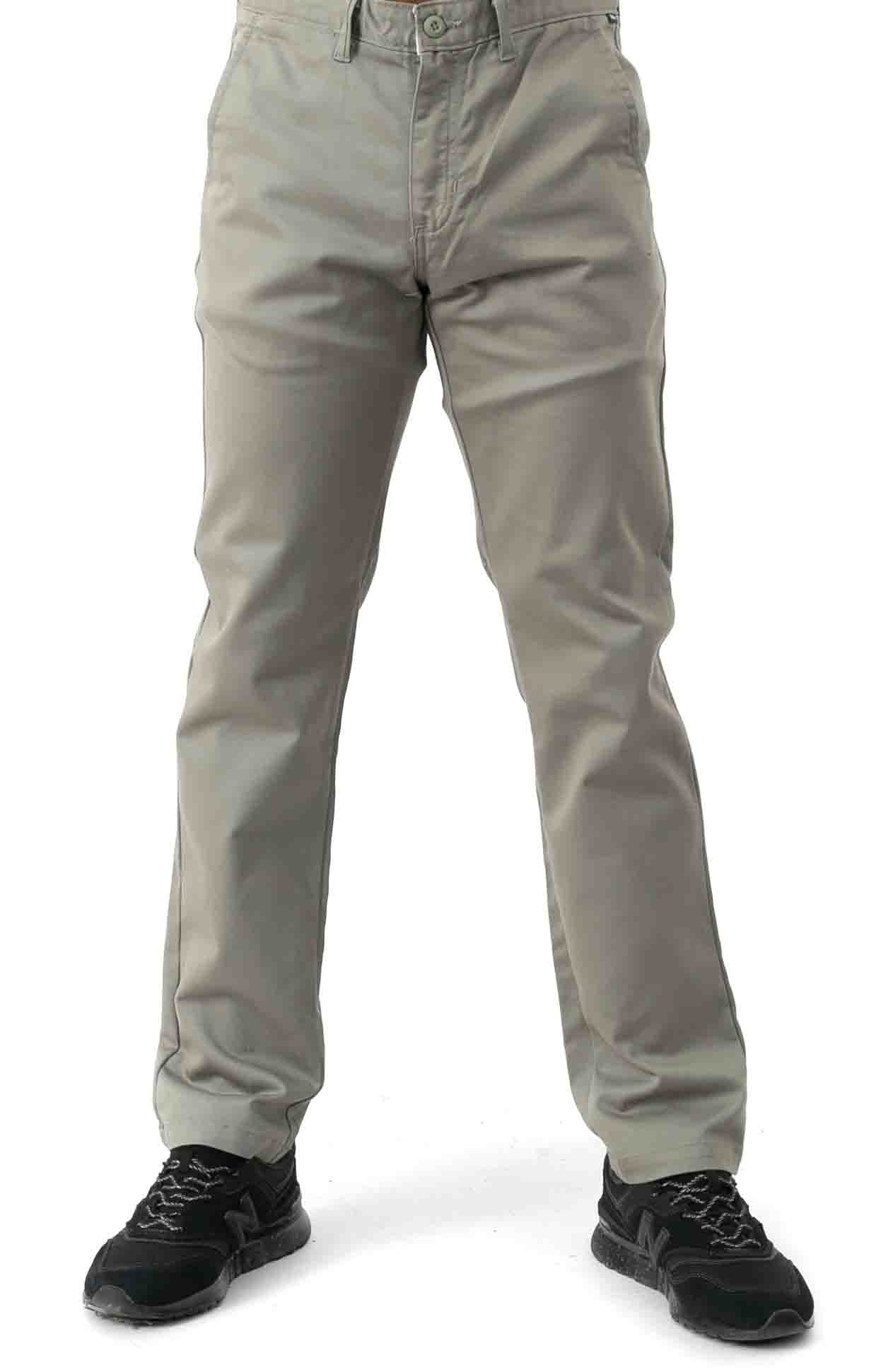 Authentic Chino Stretch Pant - Vetiver