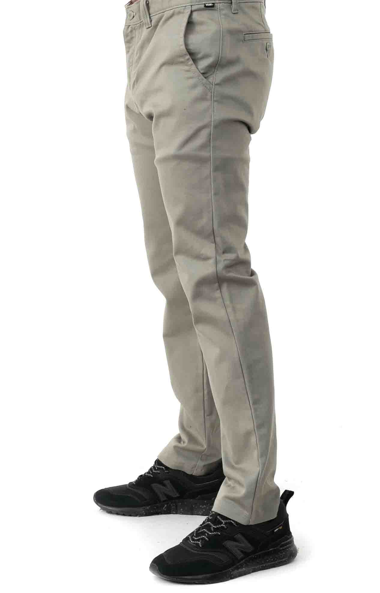 Authentic Chino Stretch Pant - Vetiver 2