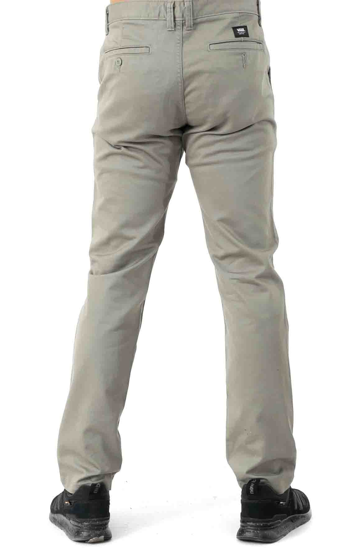 Authentic Chino Stretch Pant - Vetiver 3