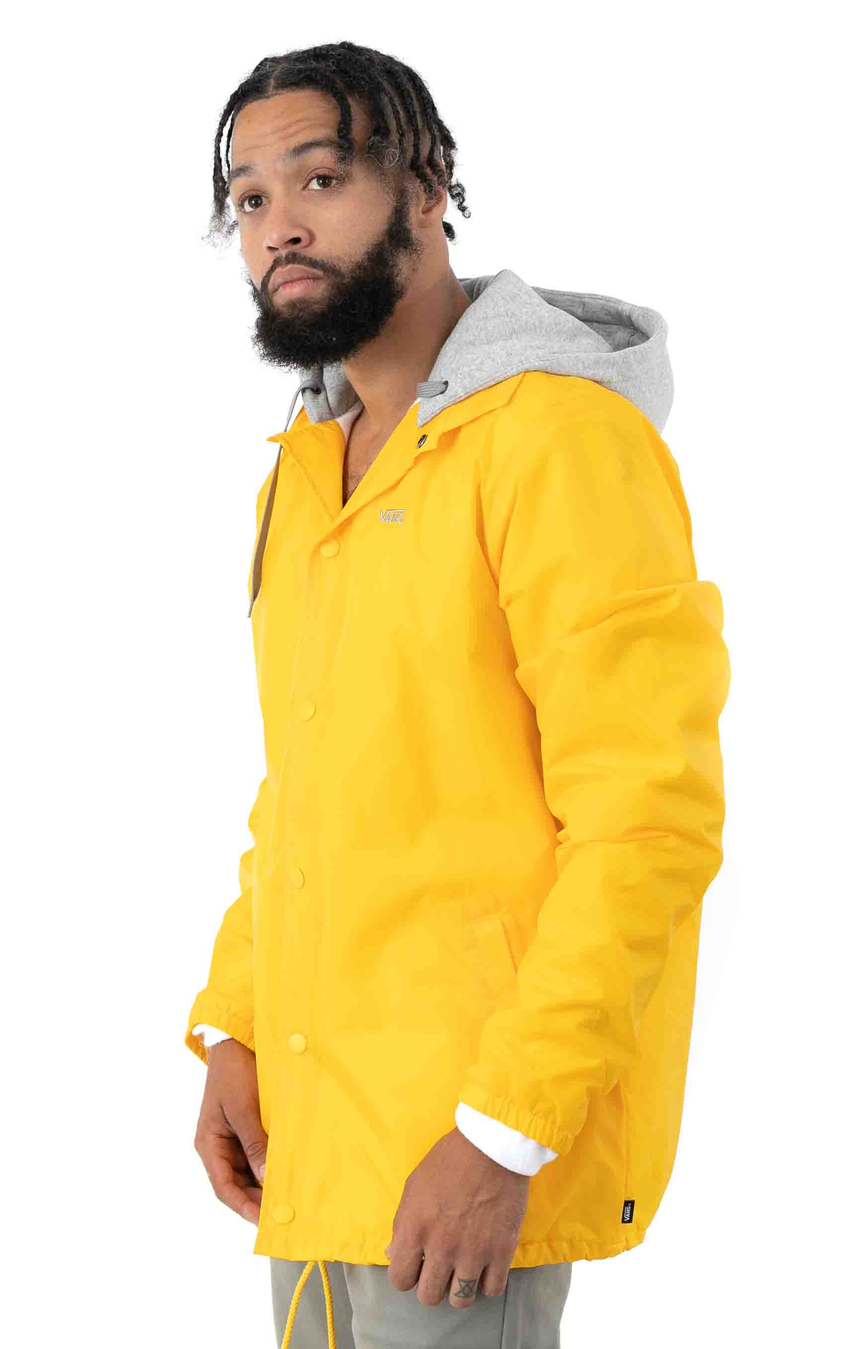 Riley Jacket - Lemon Chrome  2