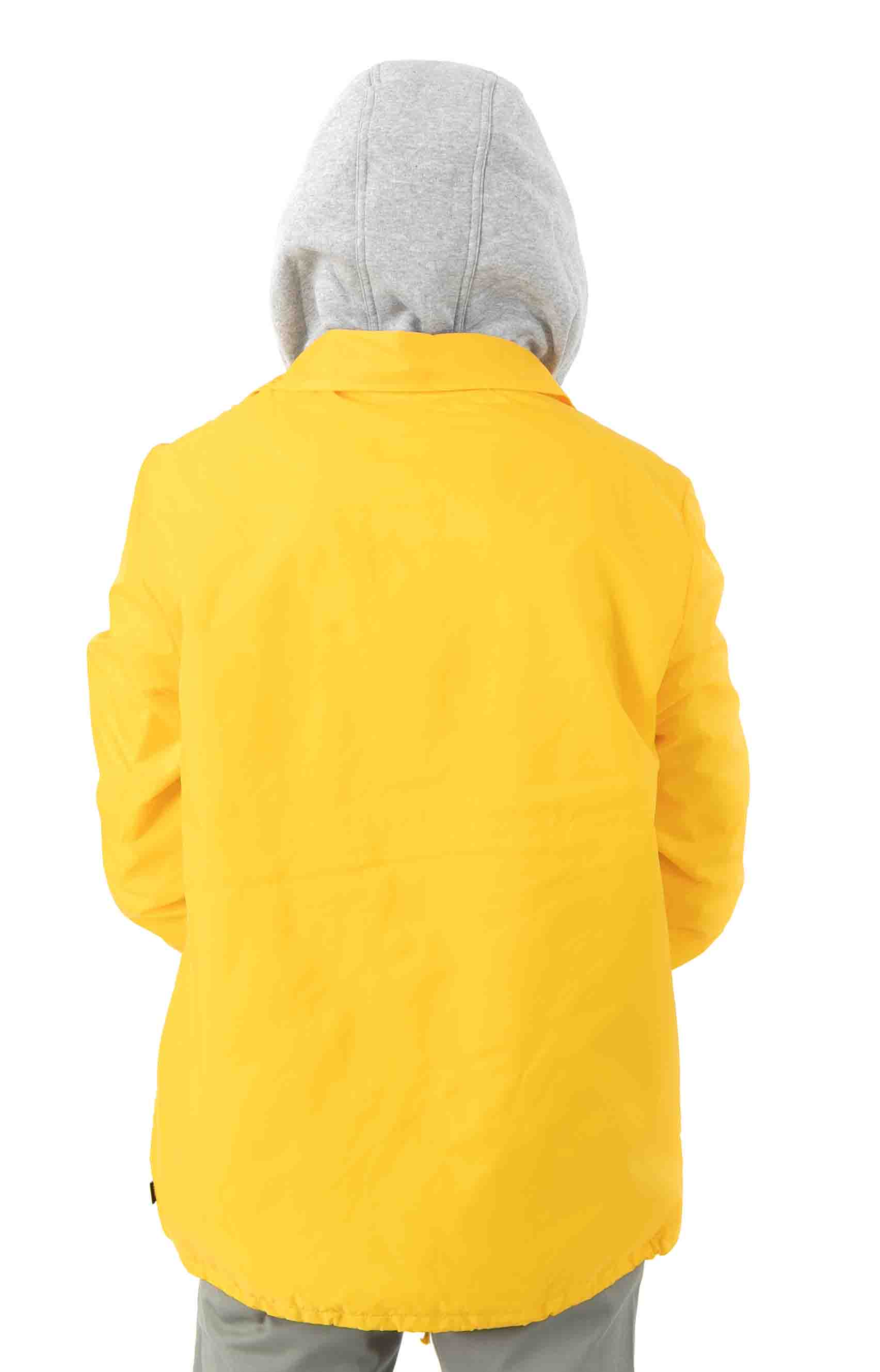 Riley Jacket - Lemon Chrome  3