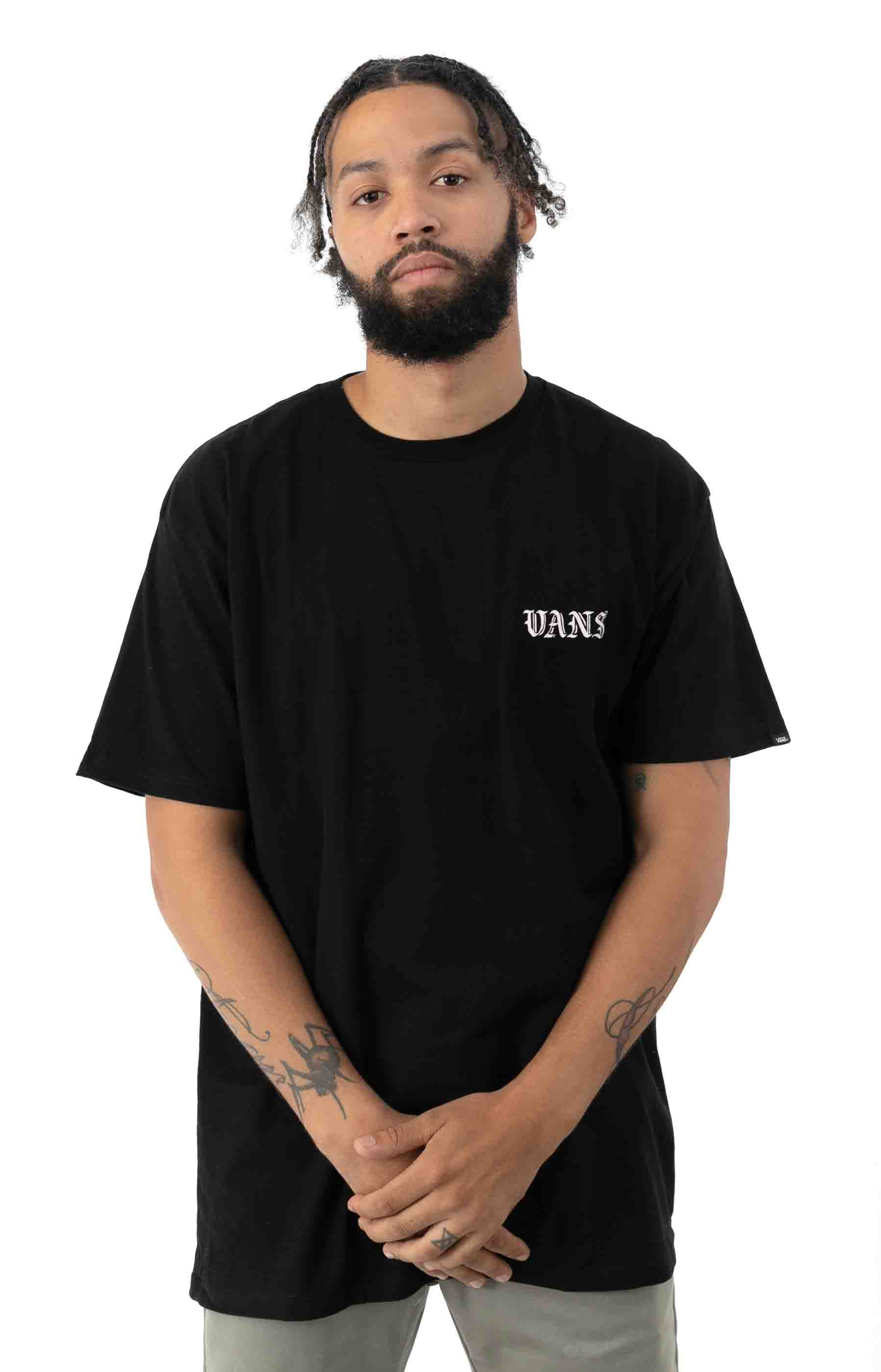 Welcome Committee T-Shirt - Black 2