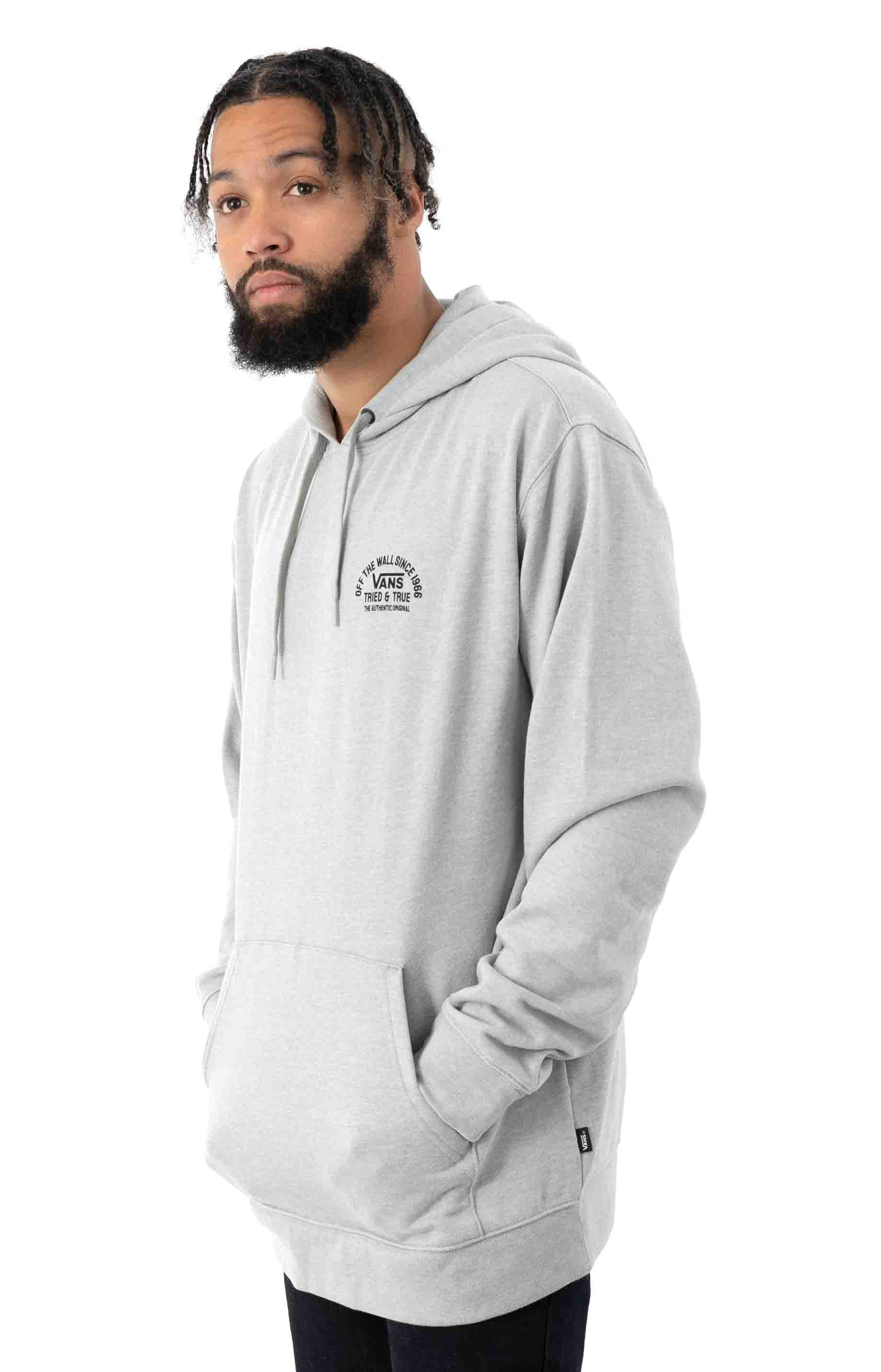 Authentic OG Pullover Hoodie - Cement Heather  2