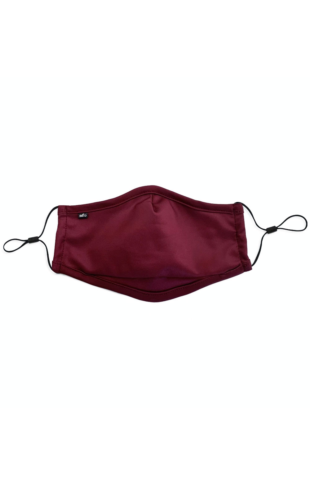 Adult Anti Bacterial Knit Face Mask - Merlot