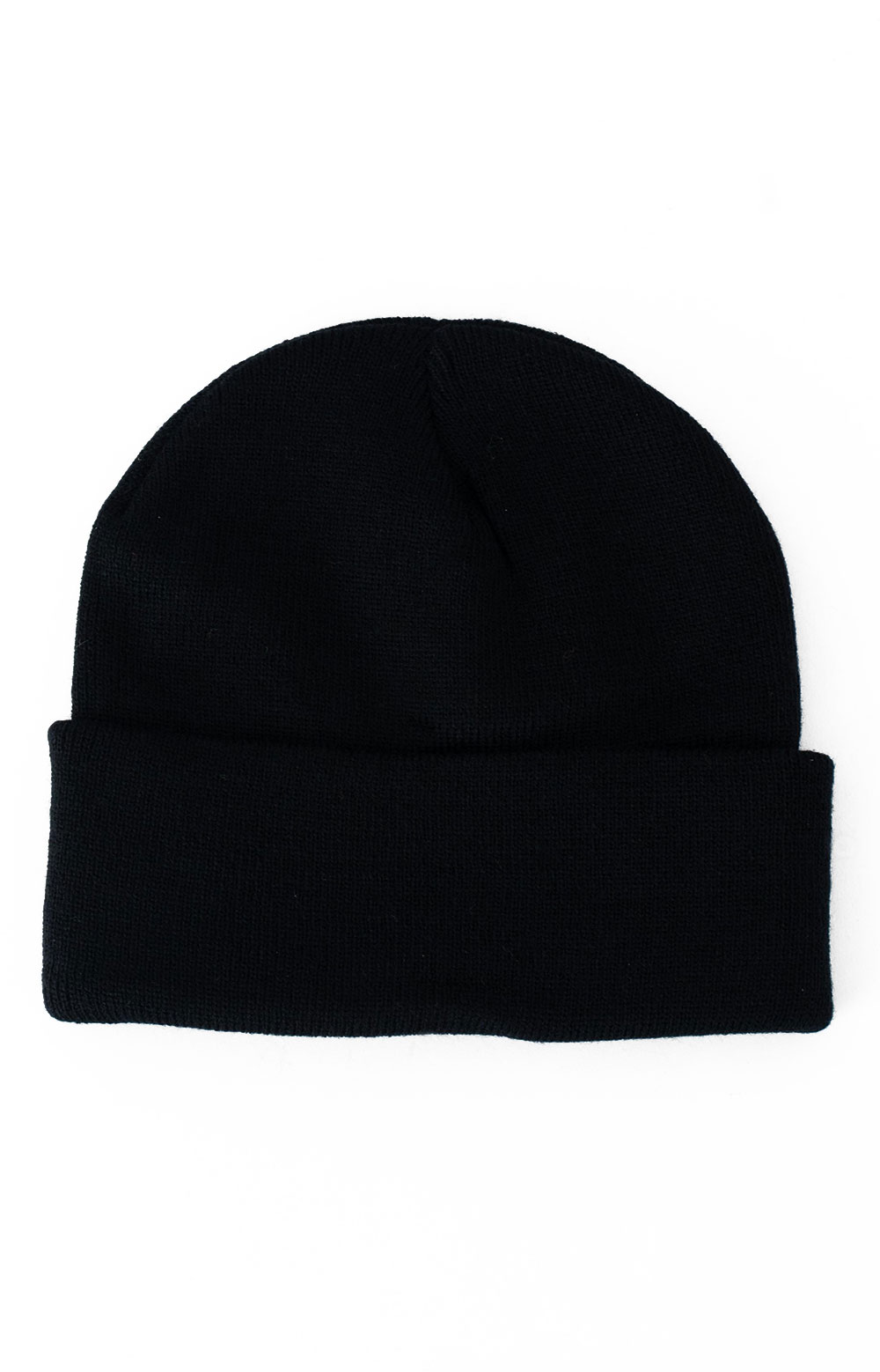 (5787) Rothco Deluxe Fine Knit Watch Cap - Black