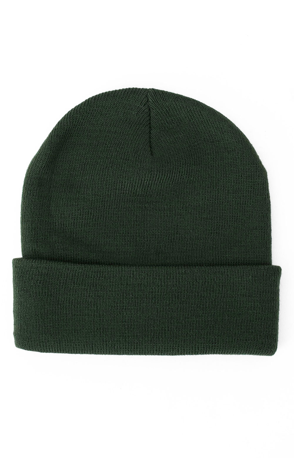 (5788) Rothco Deluxe Fine Knit Watch Cap - Olive Drab