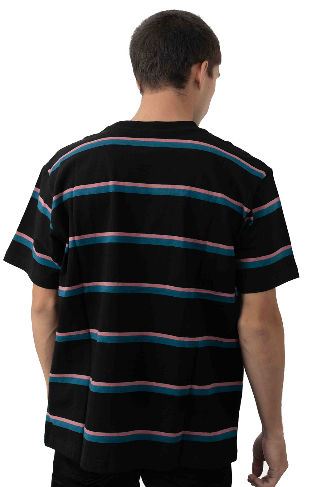 Ideals Organic Wide Stripe T-Shirt  3
