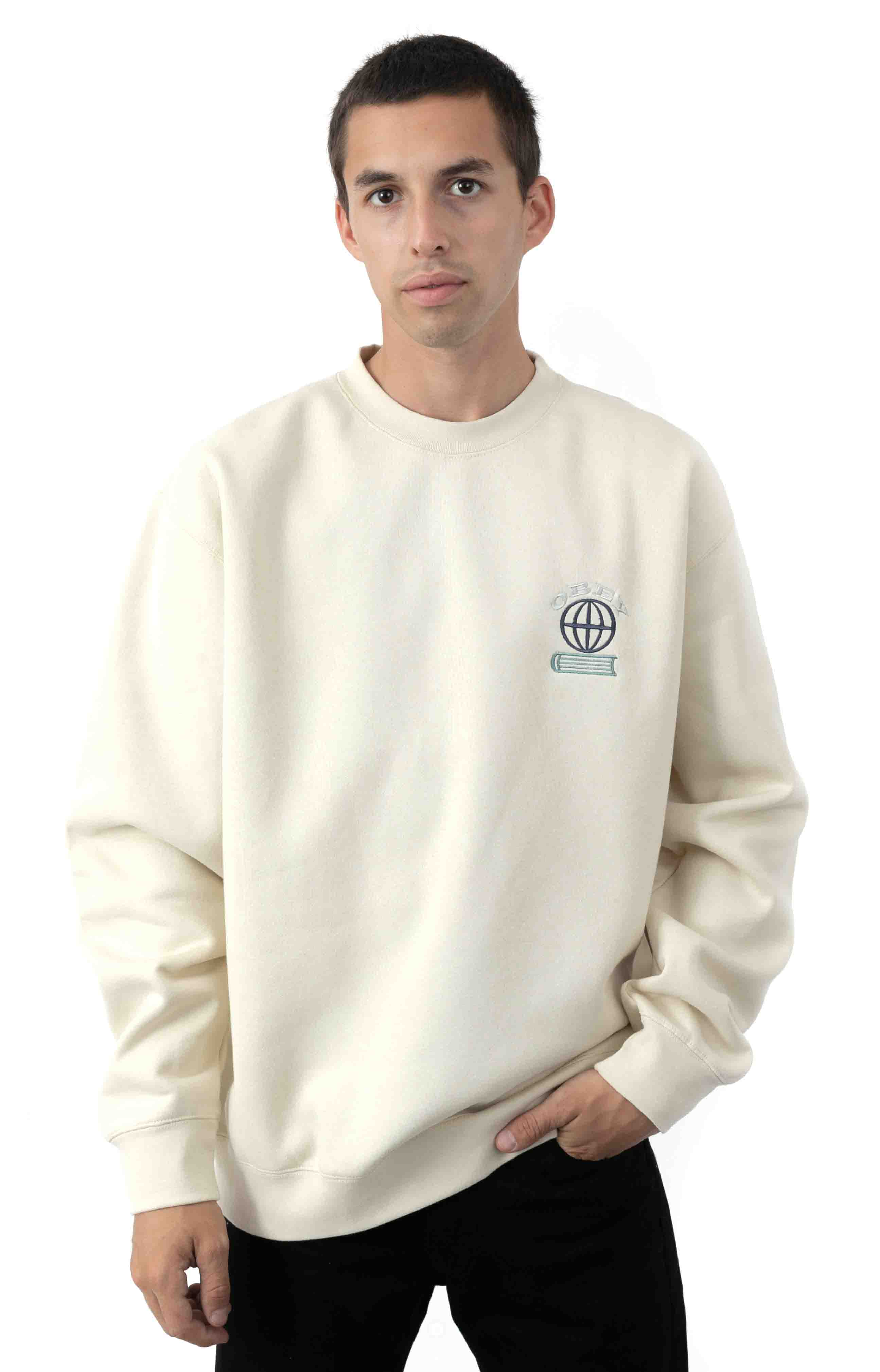 Knowledge Crewneck