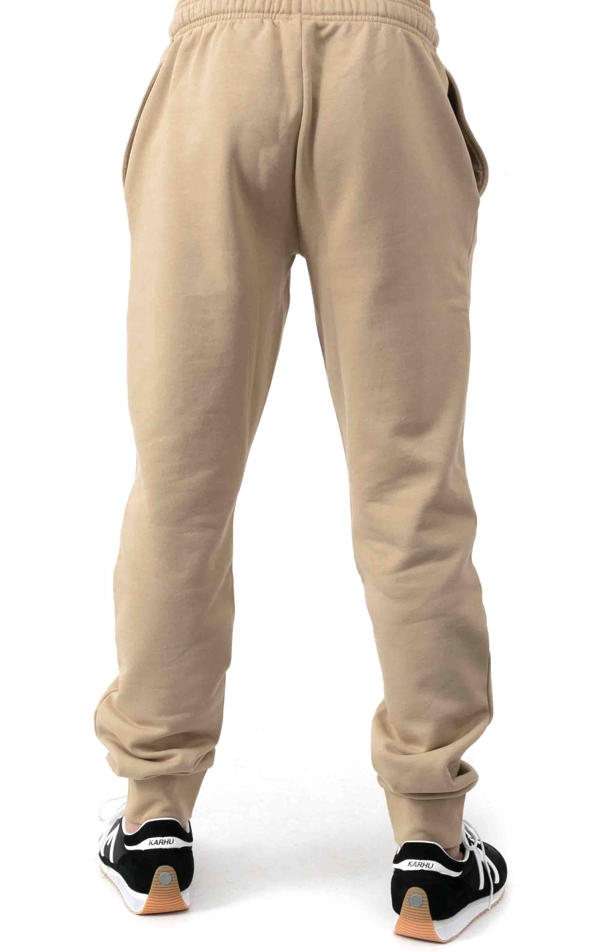 SPORT Fleece Jogging Pants - Beige  3