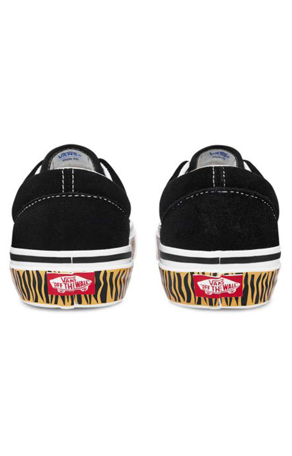 (RR11UY) Anaheim Factory Era Shoes - OG Black 5