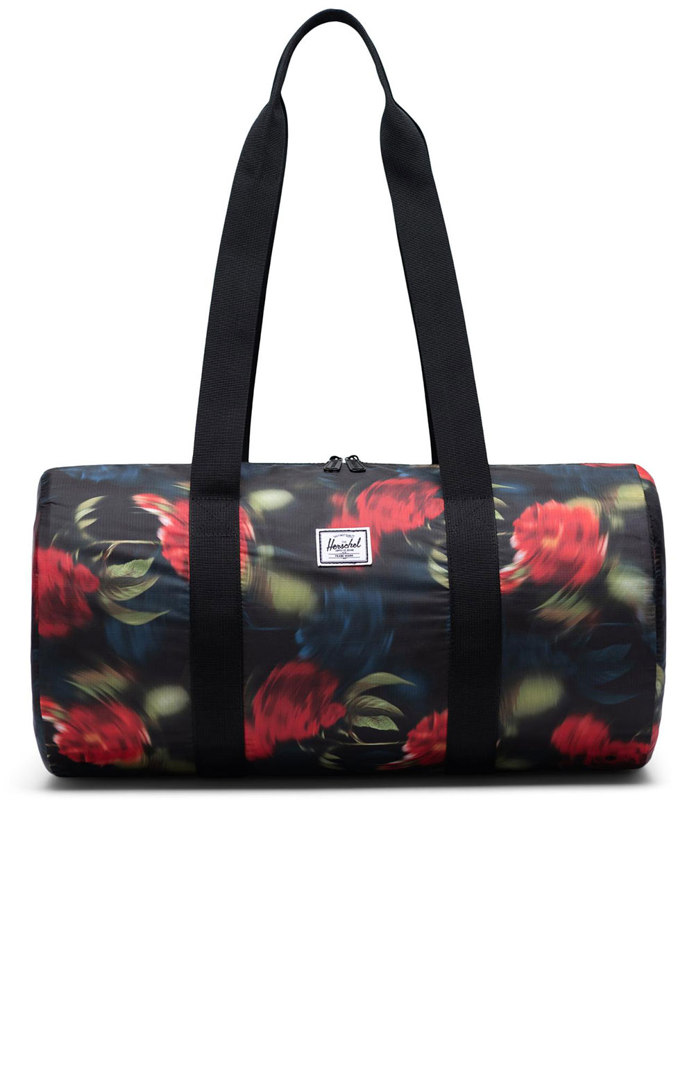 Packable Duffle Bag - Blurry Rose
